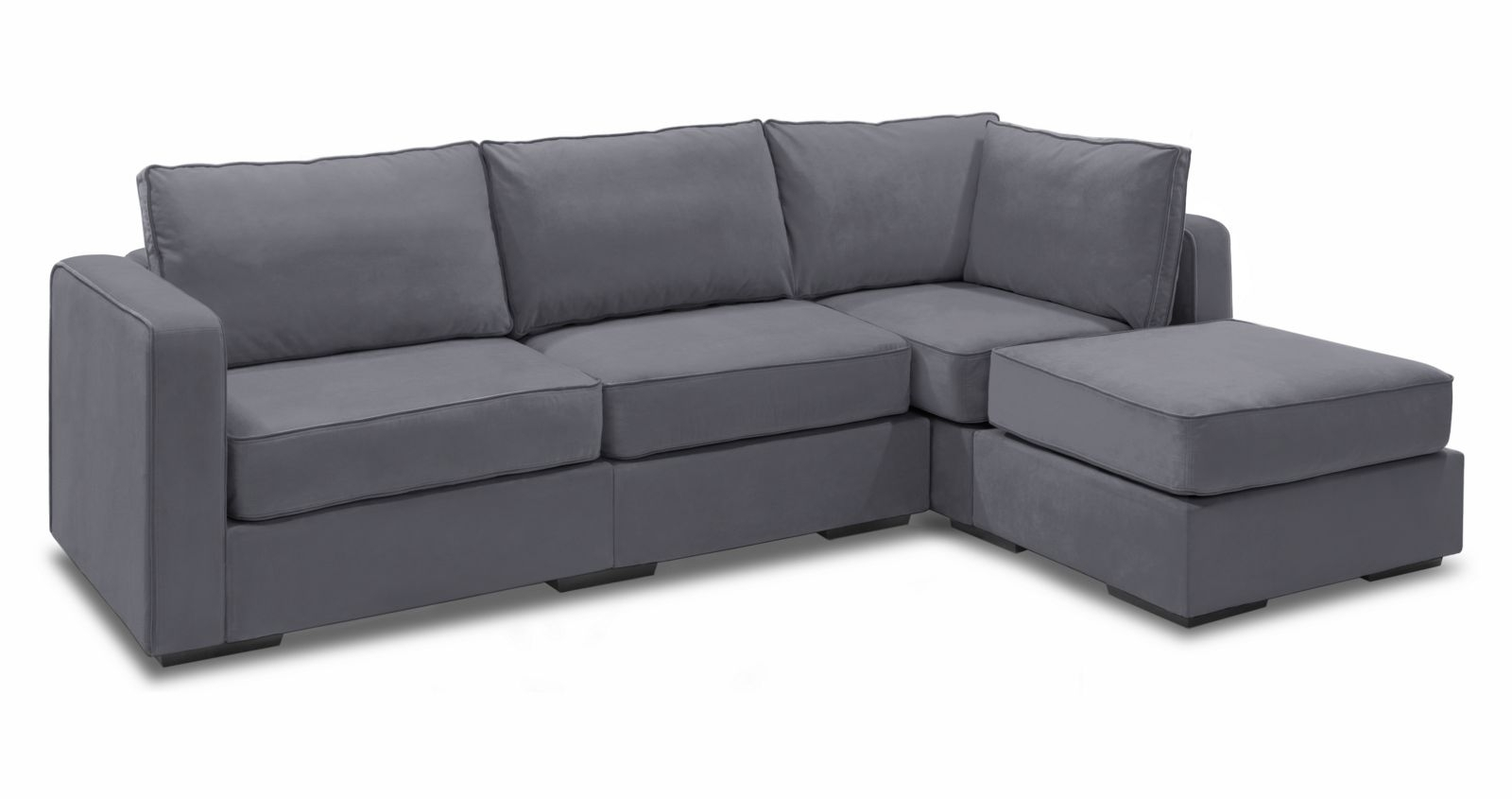 Chaise Sectional Couch Seats Sides Lovesac Main Pdp Locks Dollar pertaining to Norfolk Grey 6 Piece Sectionals With Raf Chaise (Image 6 of 30)