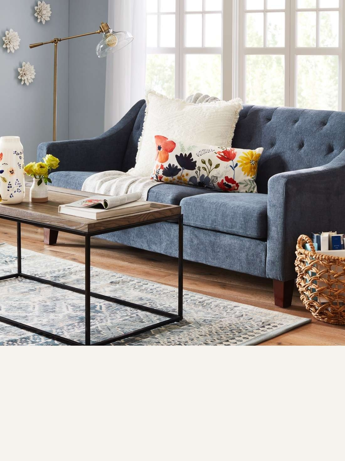 Chaise Sofa Sleeper - Decorating Ideas with Taren Reversible Sofa/chaise Sleeper Sectionals With Storage Ottoman (Image 6 of 30)