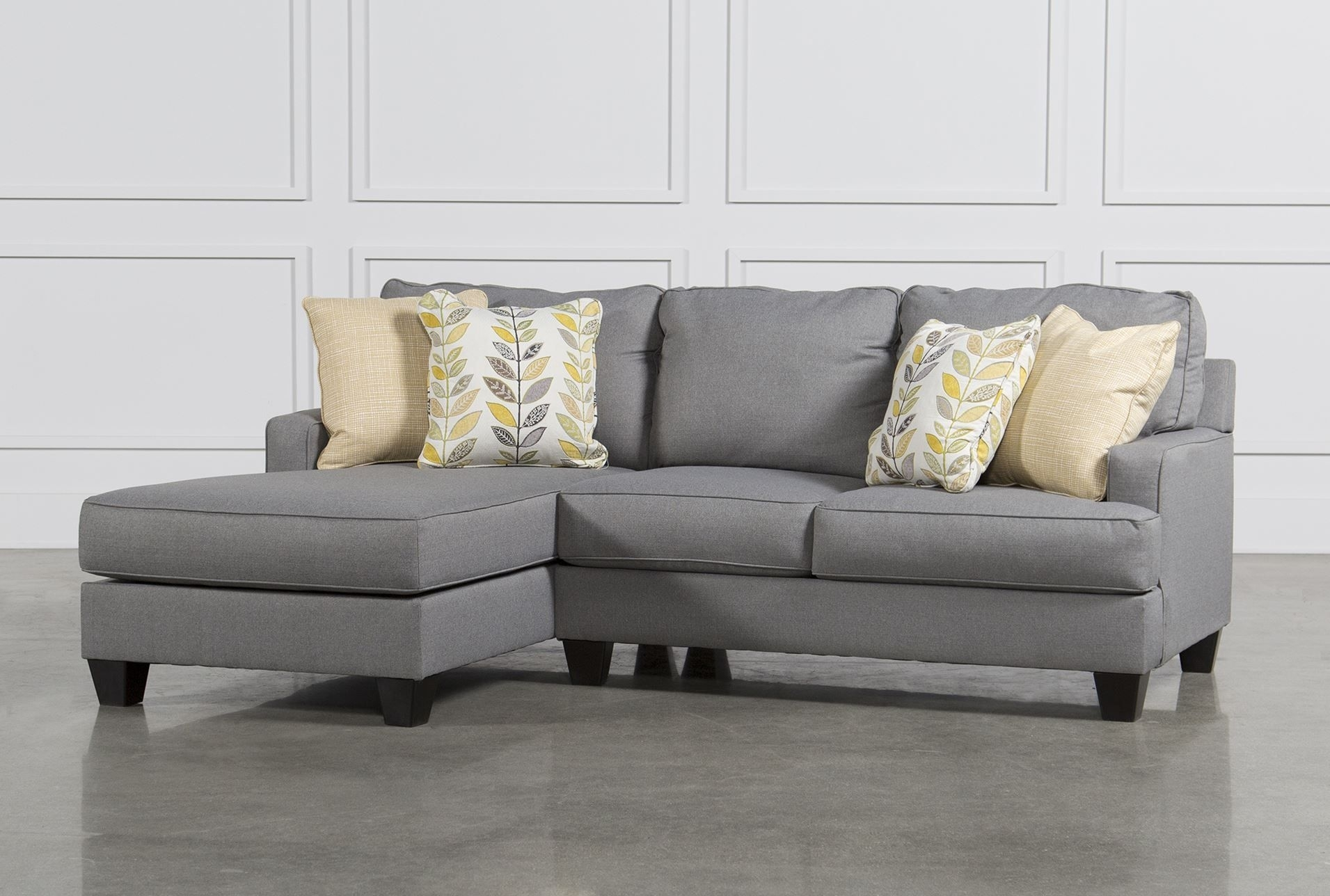 Chamberly 2 Piece Sectional W/laf Chaise - Signature | Light Casual for Meyer 3 Piece Sectionals With Laf Chaise (Image 9 of 30)