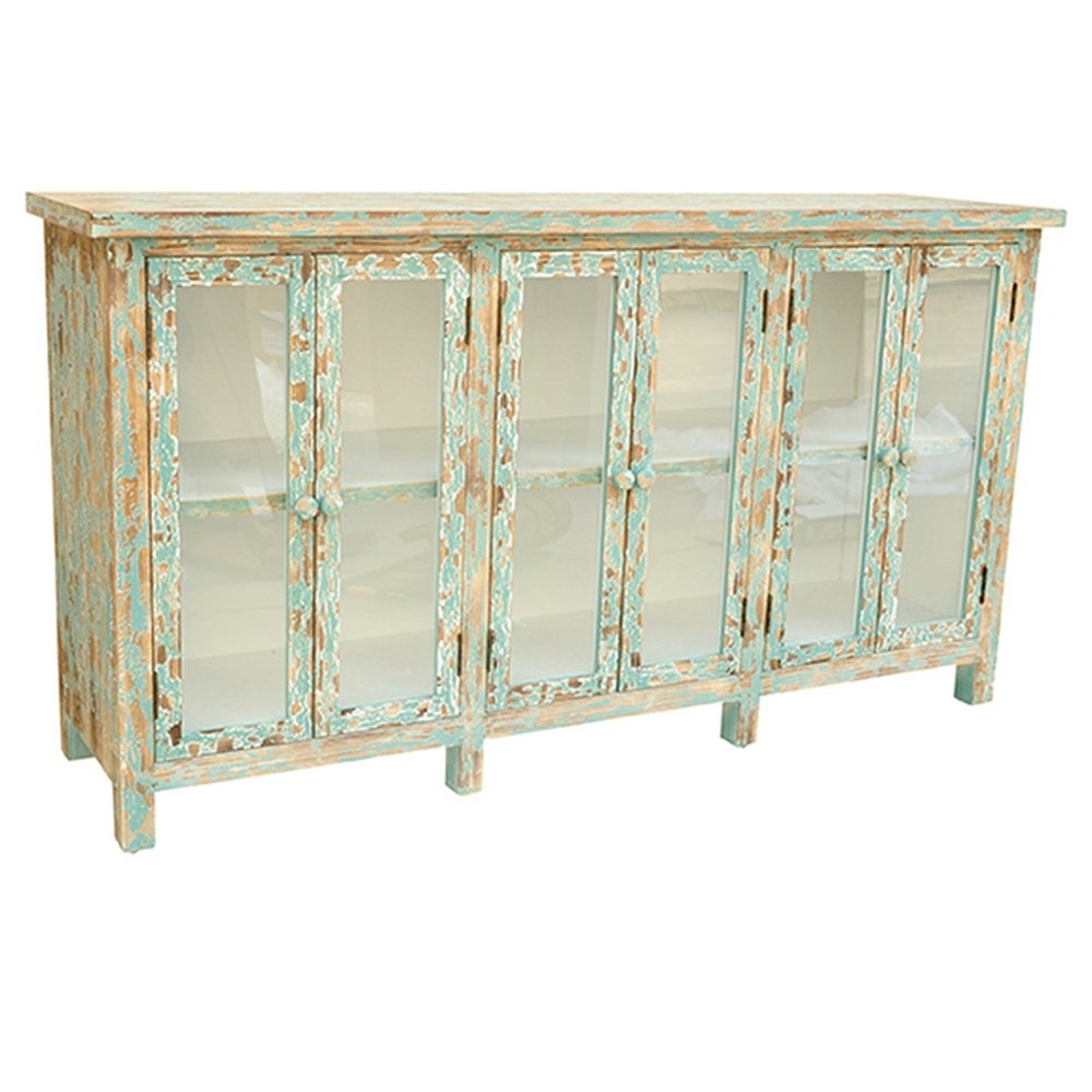 Cheap Carved Oak Sideboard, Find Carved Oak Sideboard Deals On Line within Reclaimed Pine Turquoise 4-Door Sideboards (Image 5 of 30)