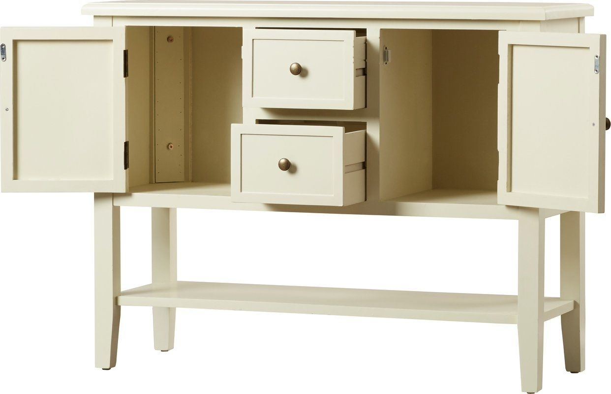 Christopherson 2 Drawer Accent Chest | Birch Lane, Drawers And Birch Pertaining To Cass 2 Door Sideboards (View 5 of 30)