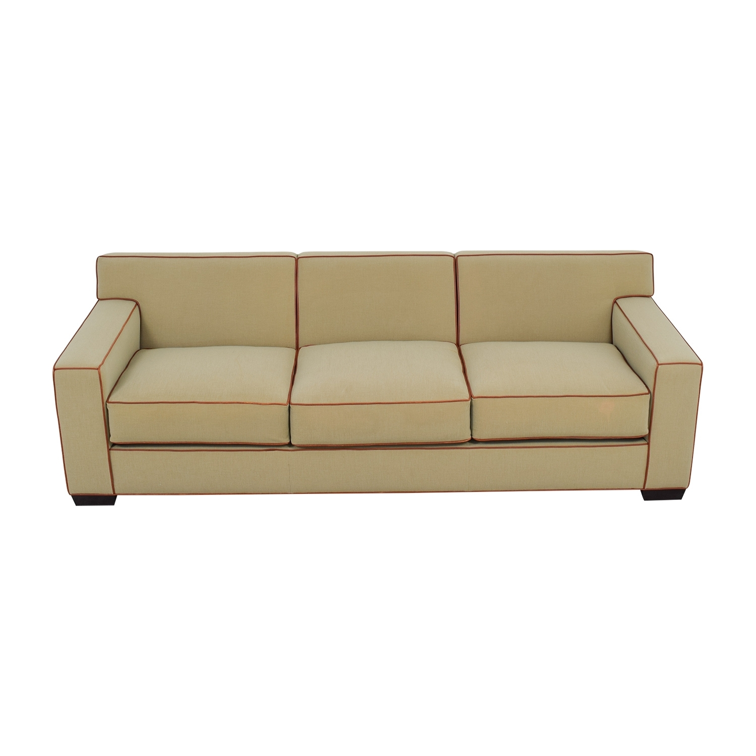 Cognac Sofa | Baci Living Room intended for Tenny Cognac 2 Piece Left Facing Chaise Sectionals With 2 Headrest (Image 9 of 30)
