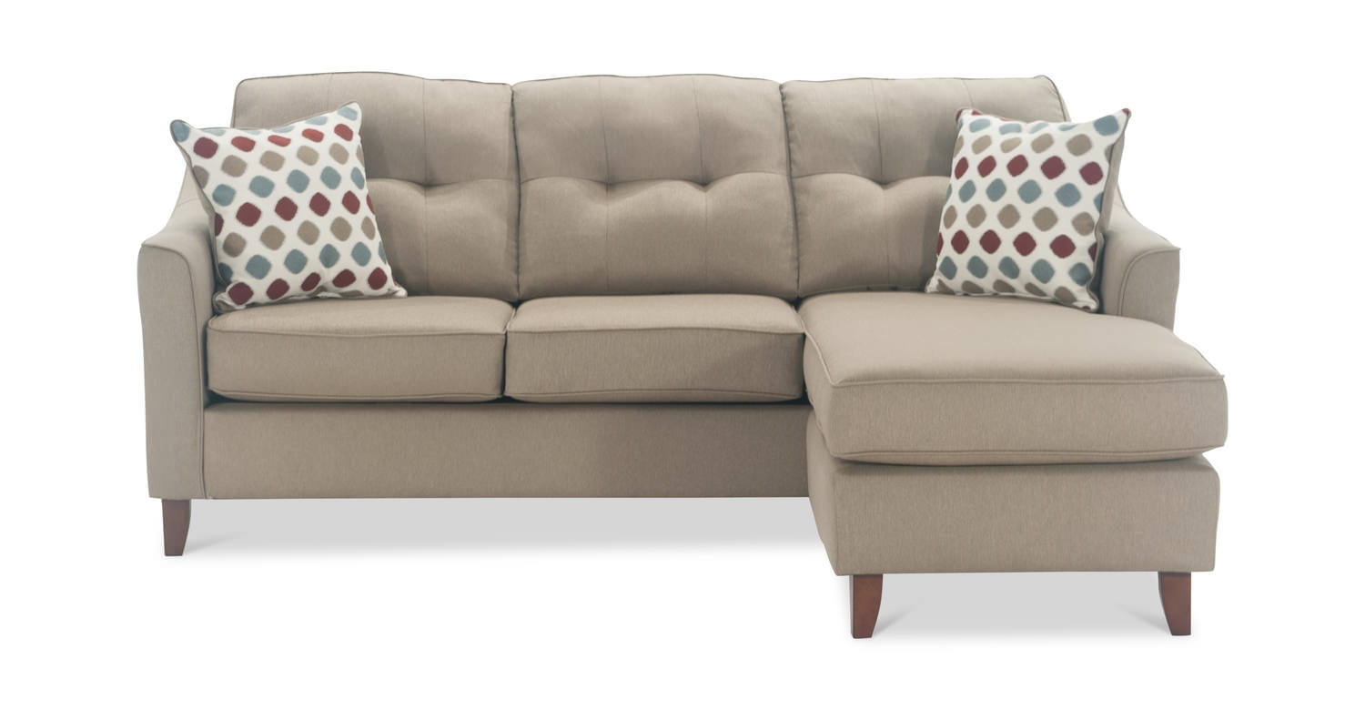 Colby Sofa With Reversible Chaisefurniture | Dock86 intended for Blaine 3 Piece Sectionals (Image 12 of 30)
