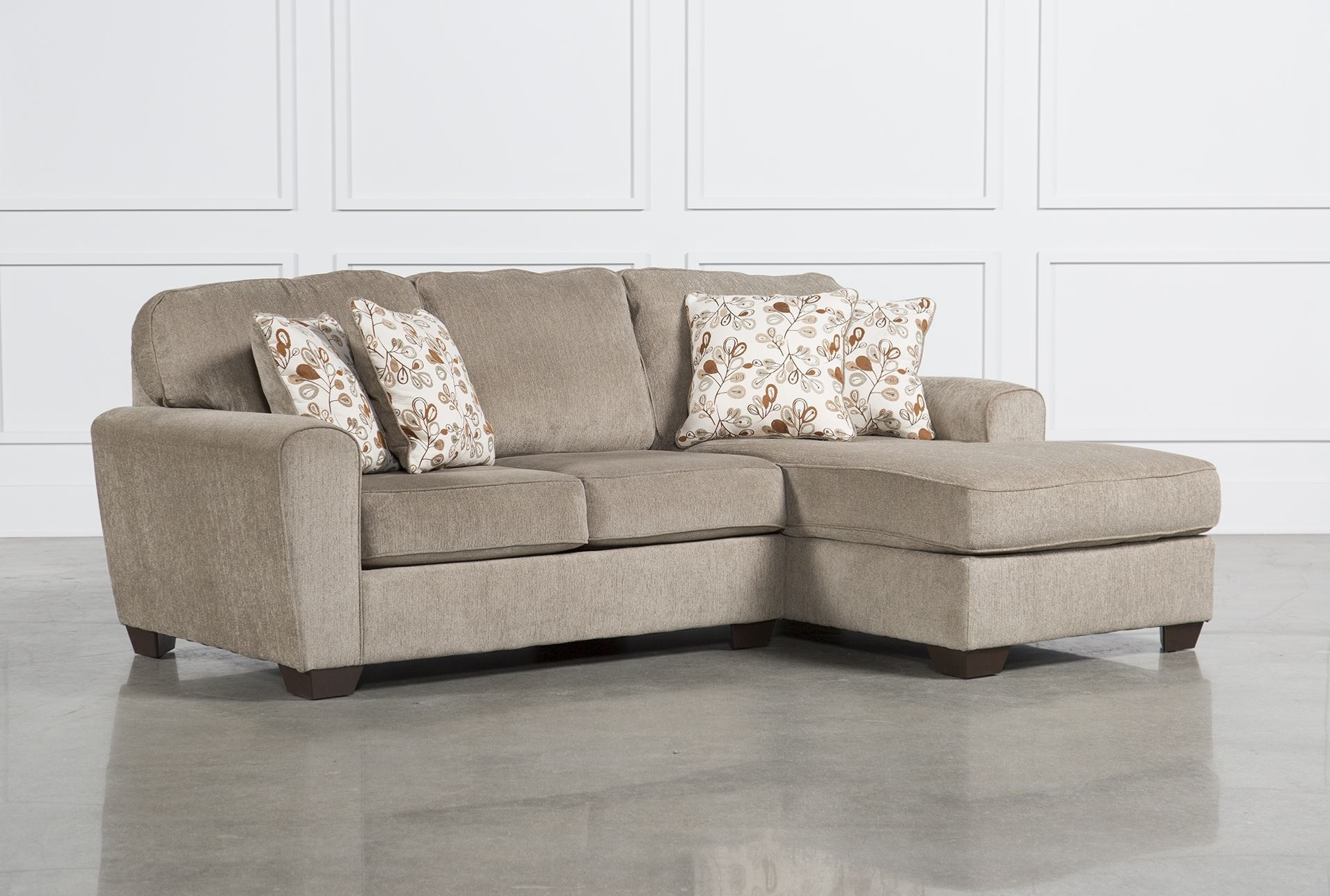 Collection Of Solutions 2 Piece Chaise Sectional With Patola Park 2 regarding Delano 2 Piece Sectionals With Laf Oversized Chaise (Image 11 of 30)