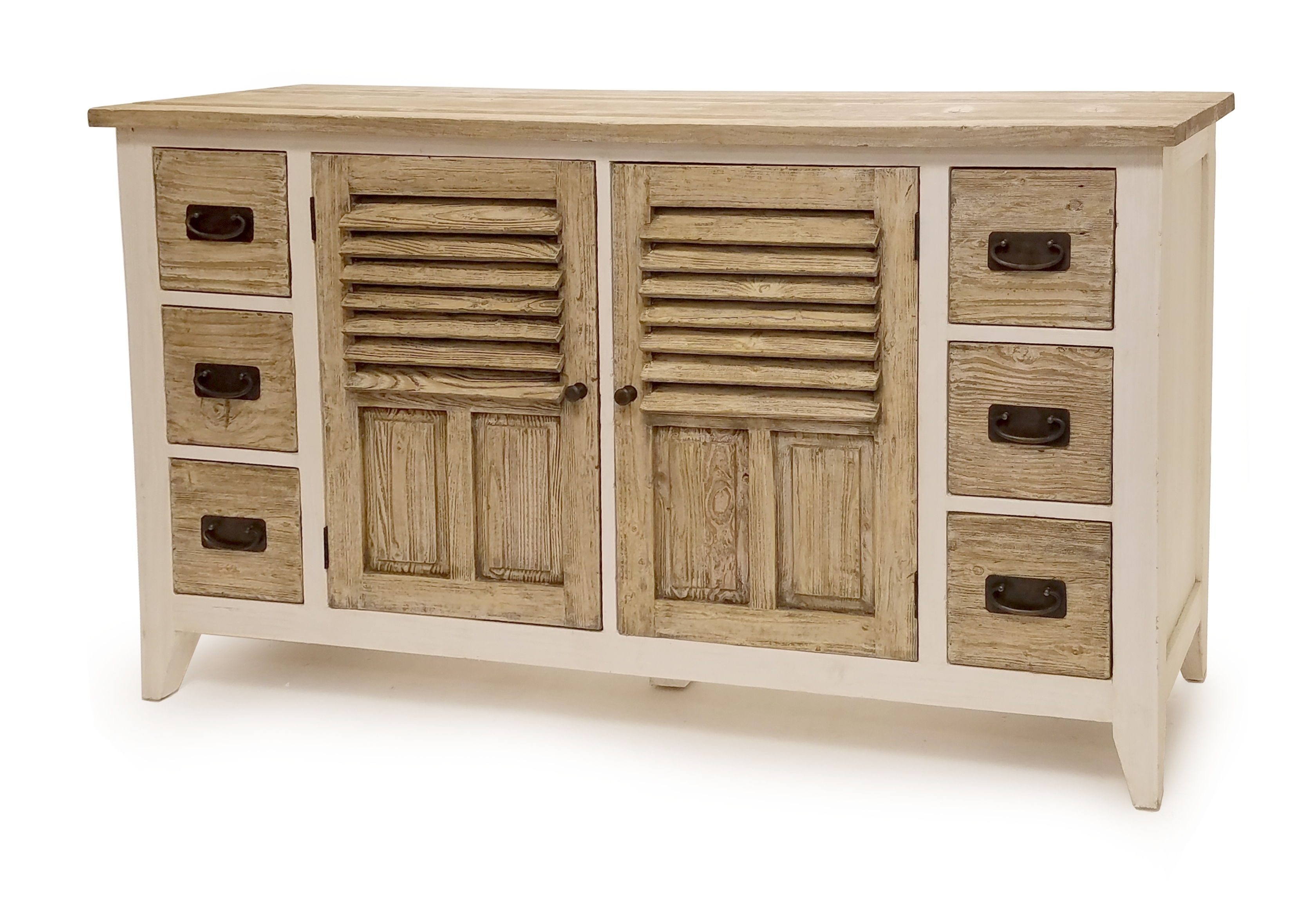 Consoles & Cabinets | Redbarn Furniture pertaining to 4-Door/4-Drawer Cast Jali Sideboards (Image 5 of 30)