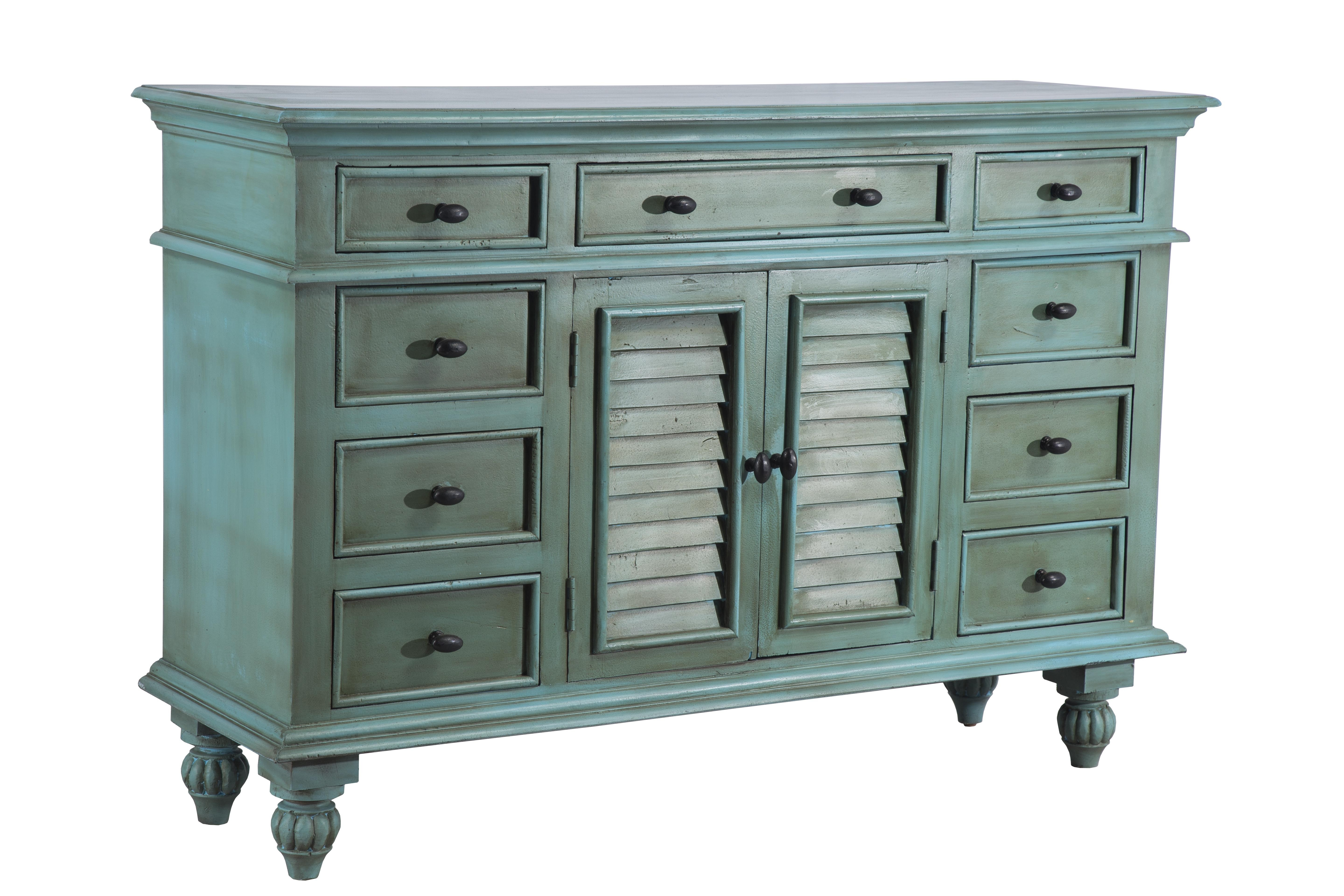 Consoles & Cabinets | Redbarn Furniture within 2-Door/2-Drawer Cast Jali Sideboards (Image 7 of 30)
