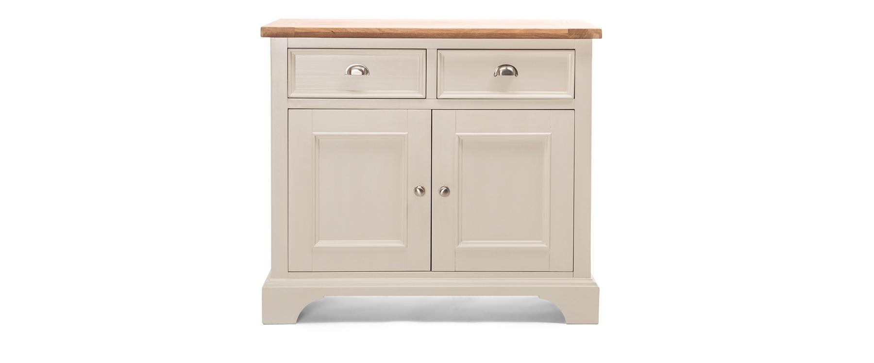Cornwall Buffet 2 Doors & 2 Drawers | Ez Living Furniture Northern pertaining to 3-Drawer/2-Door White Wash Sideboards (Image 8 of 30)