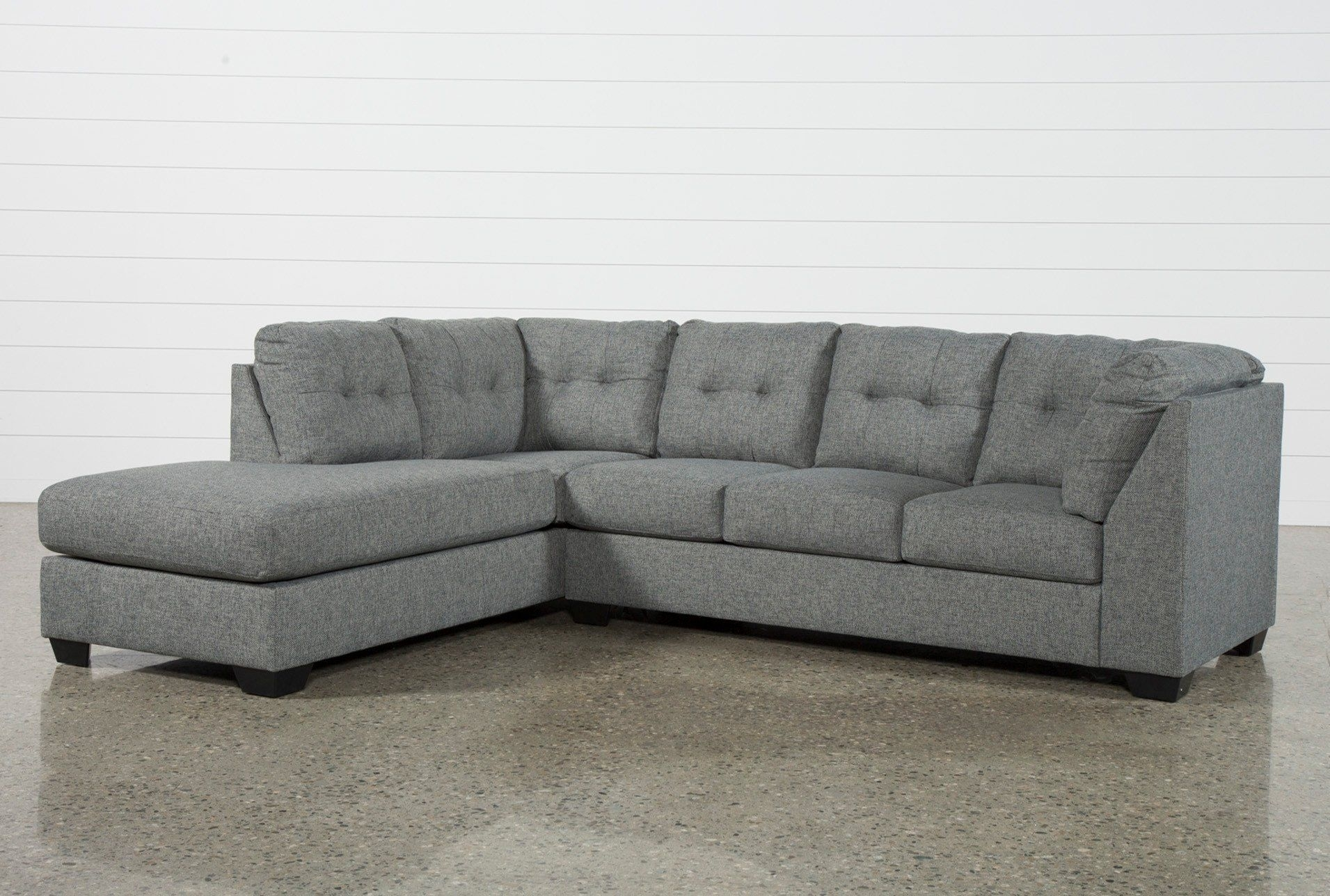 Cosmos Grey 2 Piece Sectional W/laf Chaise | Quilling | Pinterest in Haven Blue Steel 3 Piece Sectionals (Image 7 of 30)