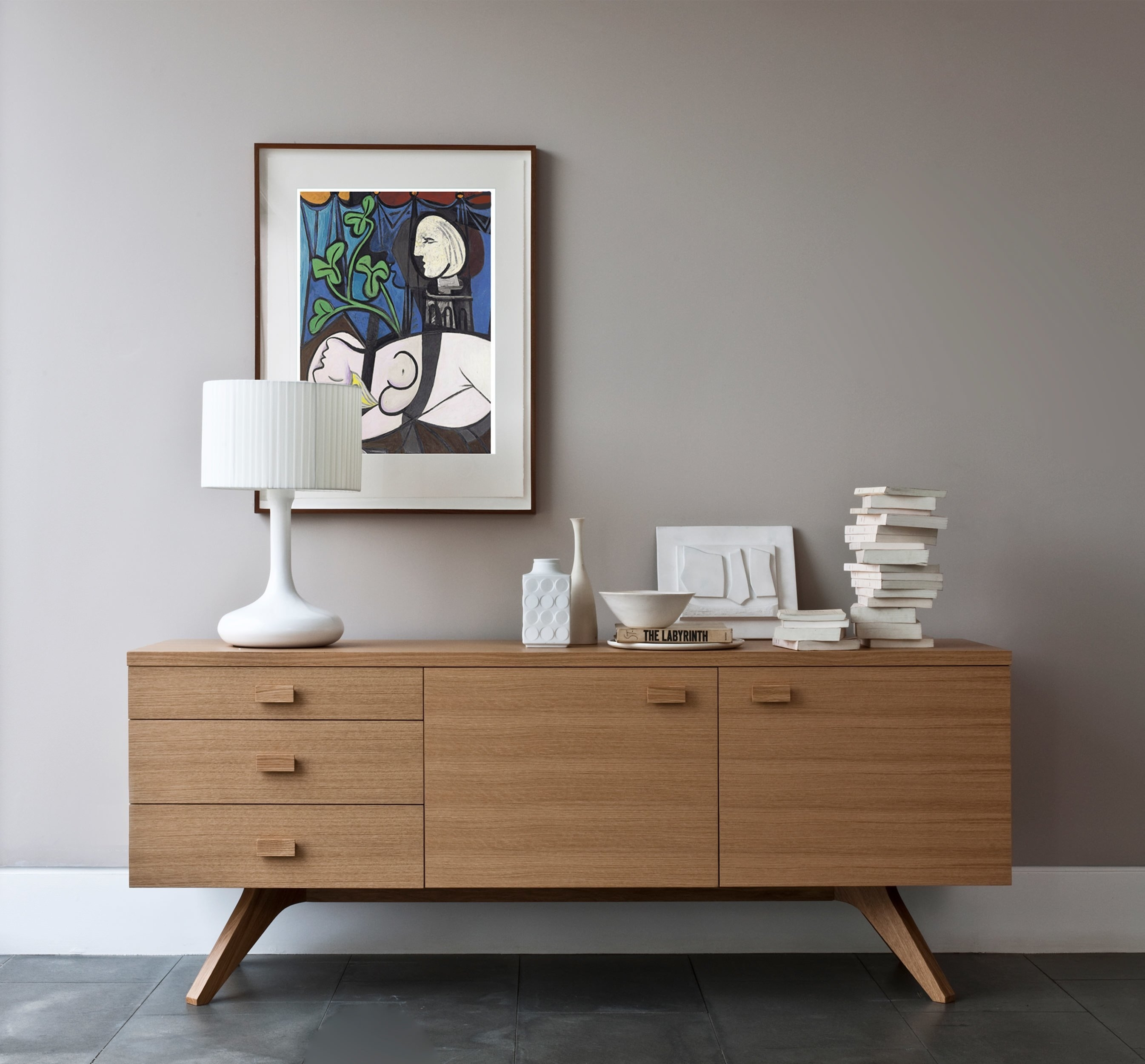 Cross Sideboardmatthew Hilton | Case Furniture with 2-Door Mirror Front Sideboards (Image 9 of 30)