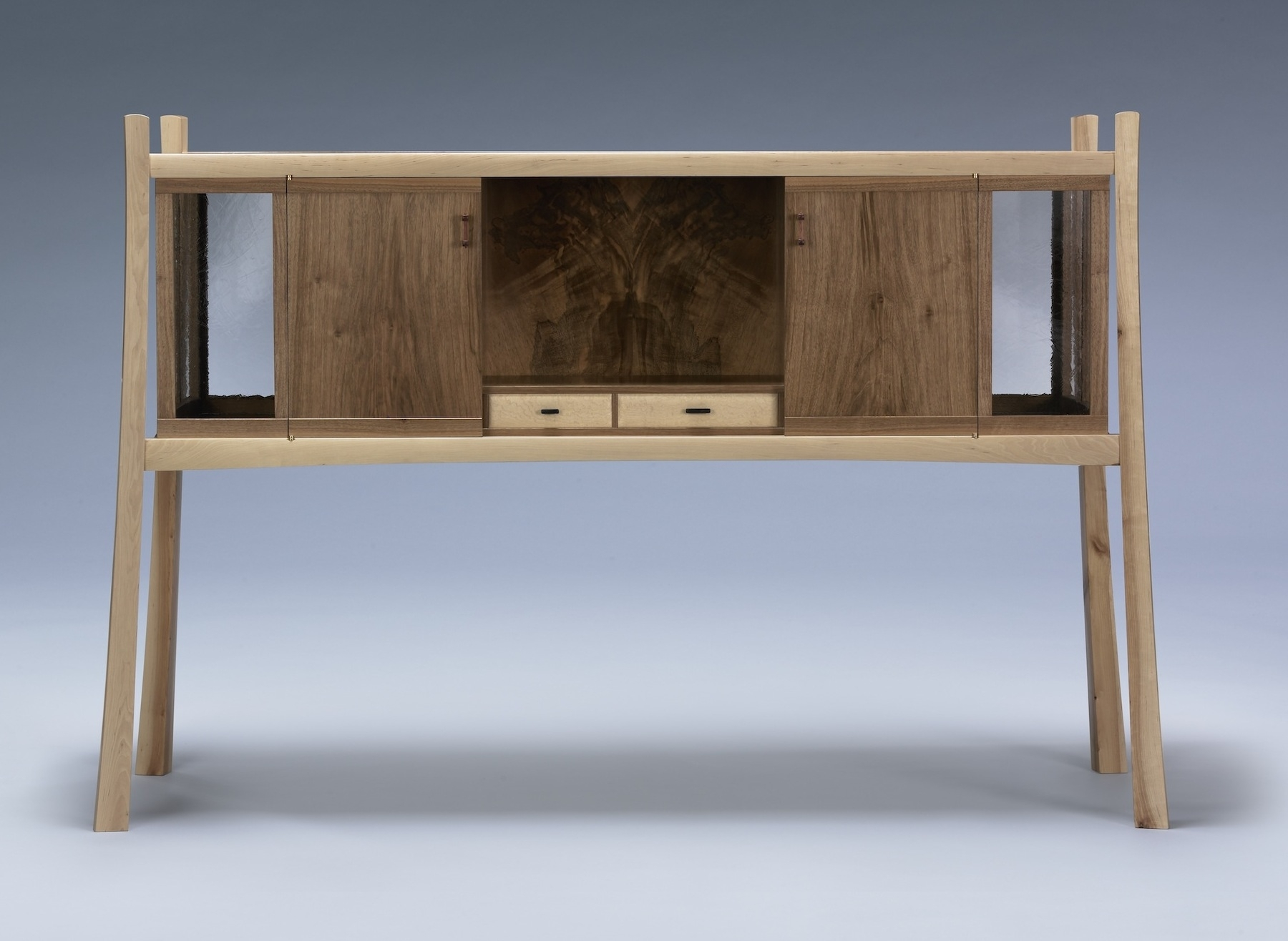 Dale Helms Fine Furniture | Guild Of Vermont Furniture Makers throughout Helms Sideboards (Image 12 of 30)
