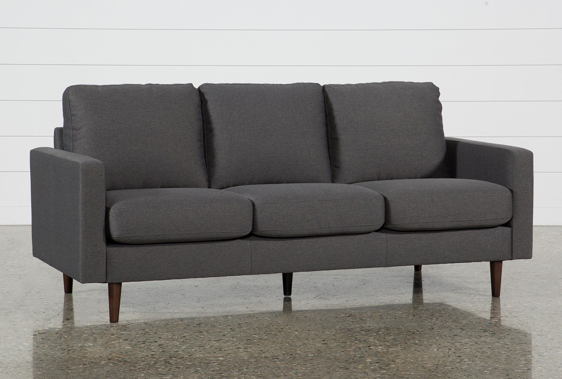 David Dark Grey Queen Sleeper | Modern Industrial | Pinterest | Dark pertaining to Arrowmask 2 Piece Sectionals With Laf Chaise (Image 6 of 30)