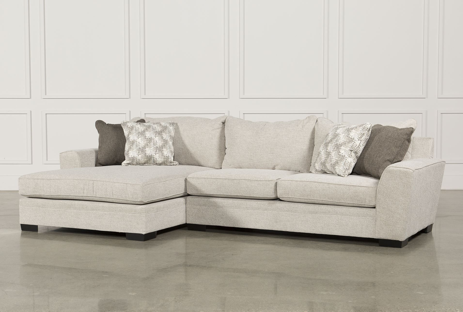 Delano 2 Piece Sectional W/laf Oversized Chaise | Living Room throughout Delano 2 Piece Sectionals With Laf Oversized Chaise (Image 12 of 30)