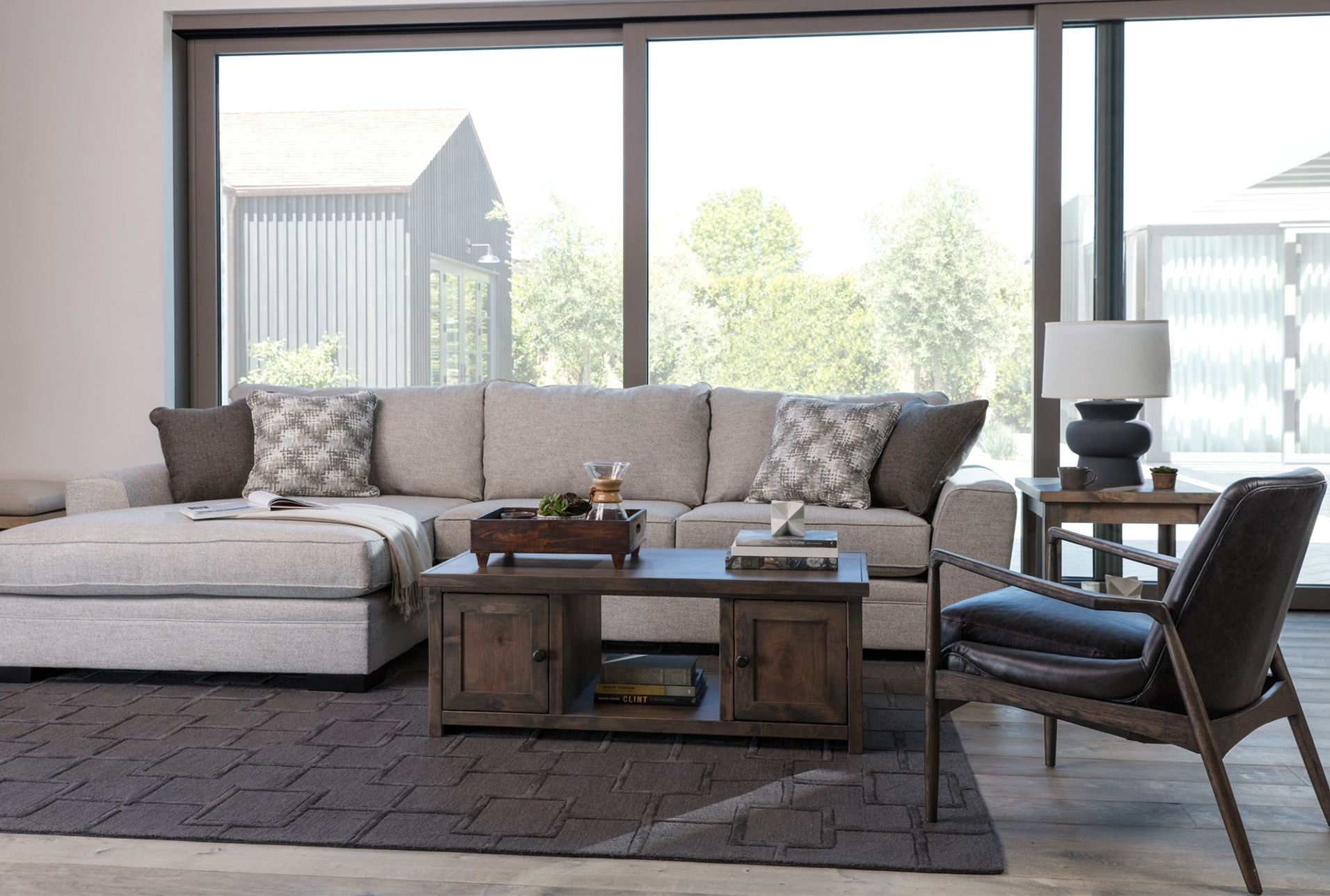 Delano 2 Piece Sectional W/raf Oversized Chaise | Products with Delano 2 Piece Sectionals With Raf Oversized Chaise (Image 17 of 30)