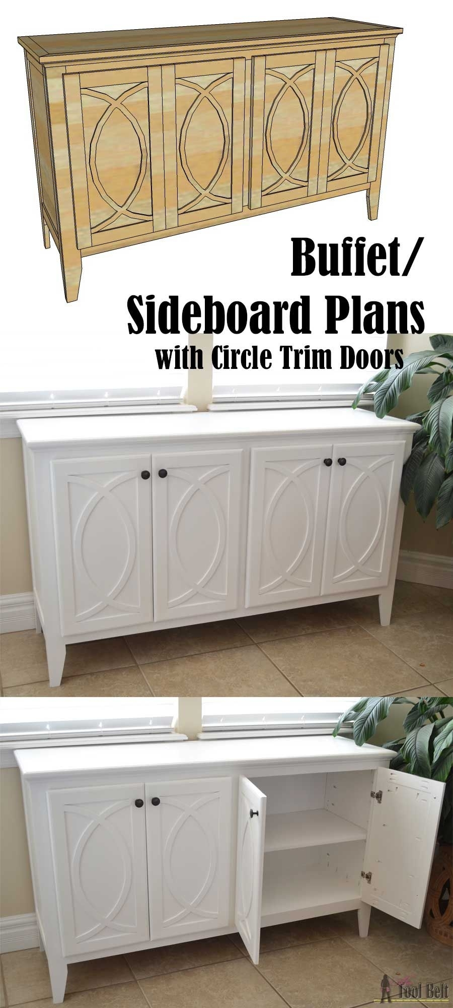 Featured Photo of Diamond Circle Sideboards