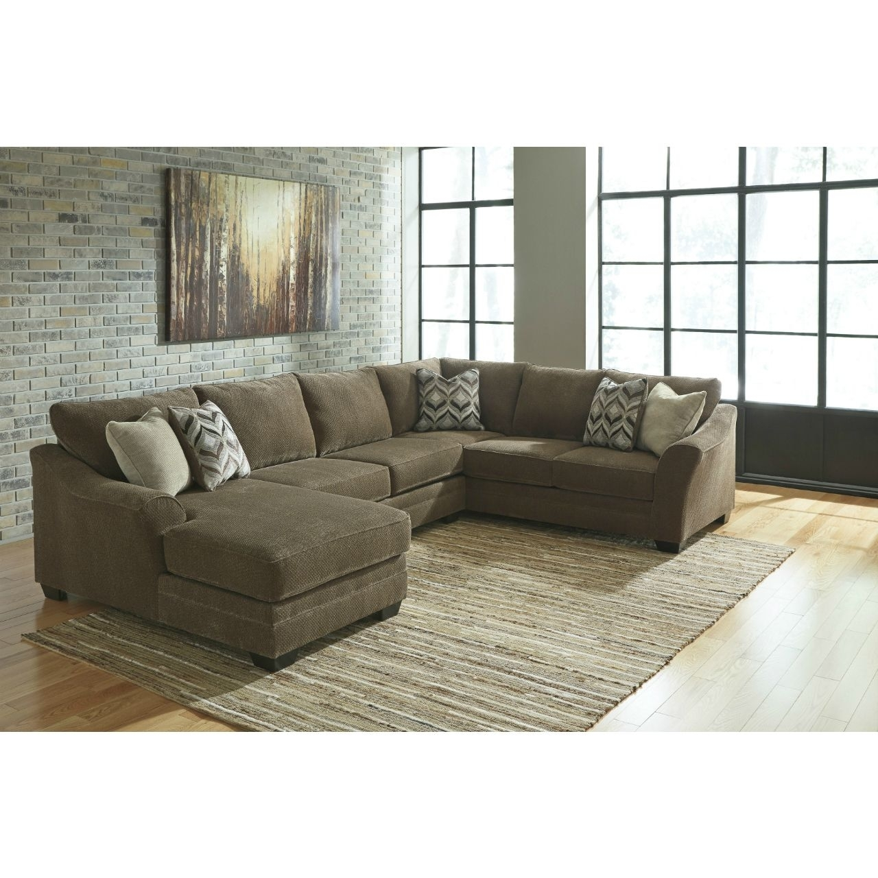 Douglas 3-Piece Sectional | For The Home | Pinterest | Mattress with regard to Benton 4 Piece Sectionals (Image 11 of 30)
