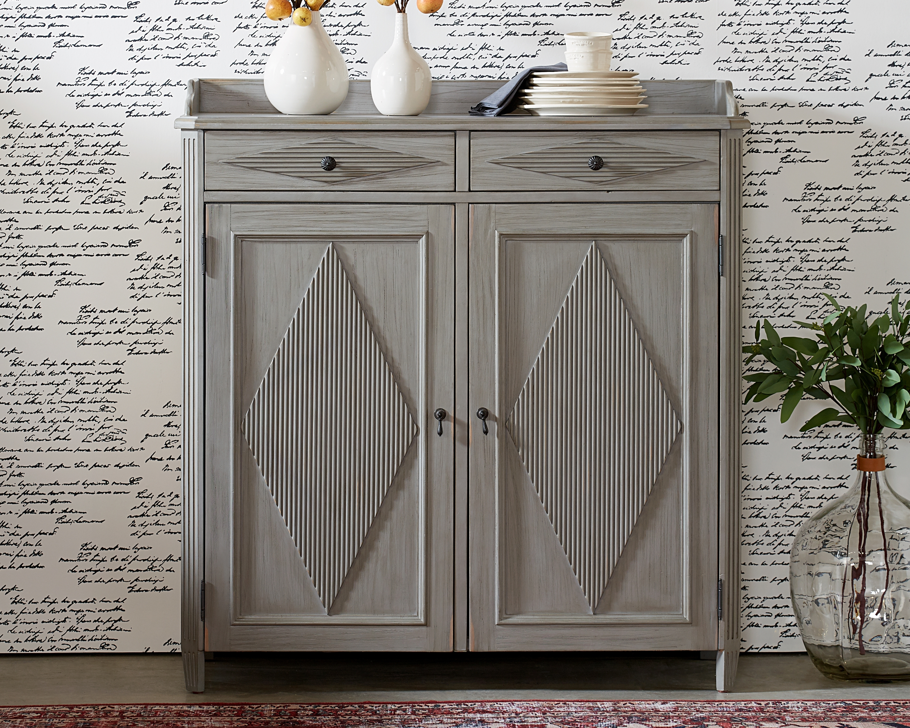 Dylan Sideboard - Magnolia Home with regard to Magnolia Home Dylan Sideboards by Joanna Gaines (Image 19 of 30)