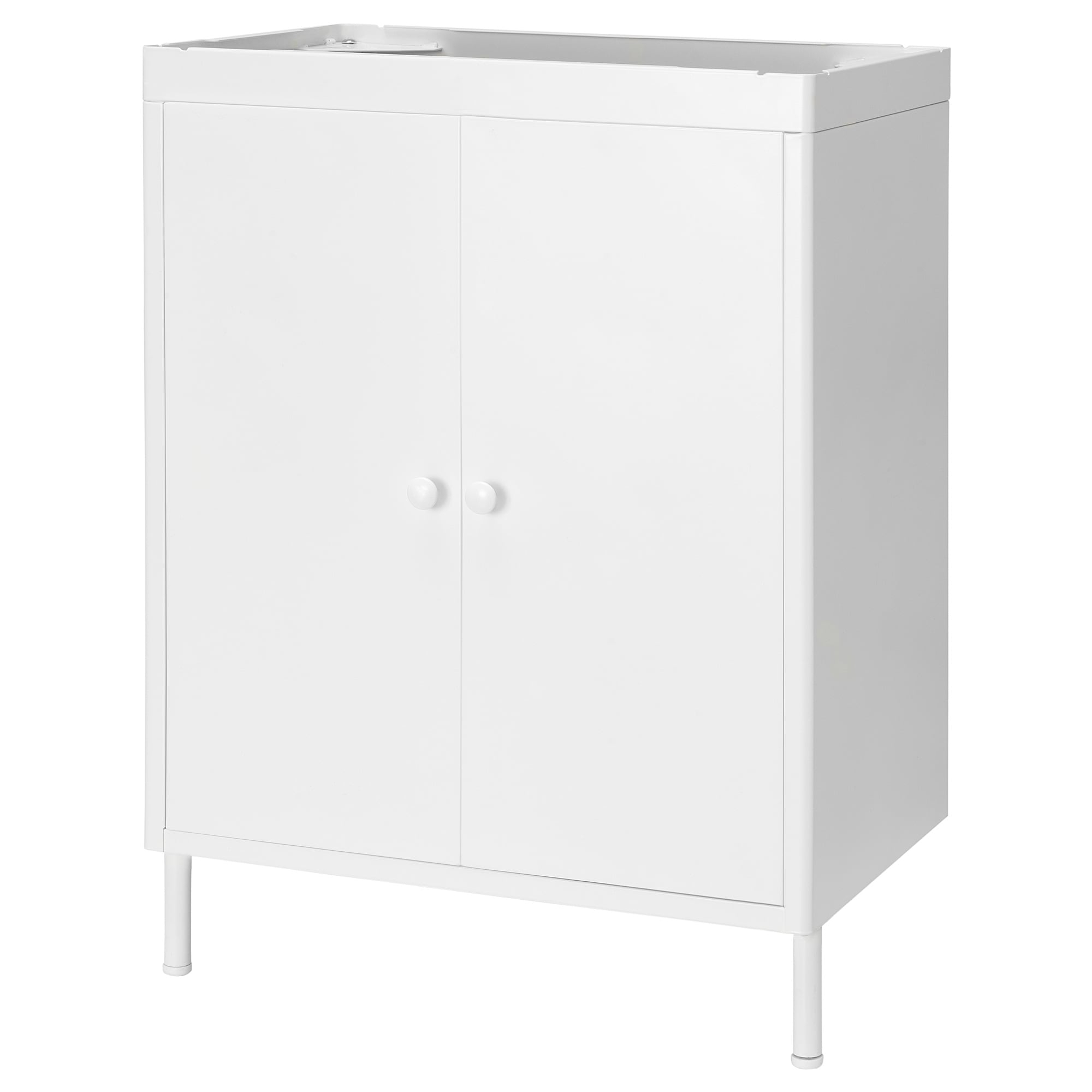 Dynan Wash-Basin Cabinet With 2 Doors - Ikea with White Wash 4-Door Galvanized Sideboards (Image 11 of 30)