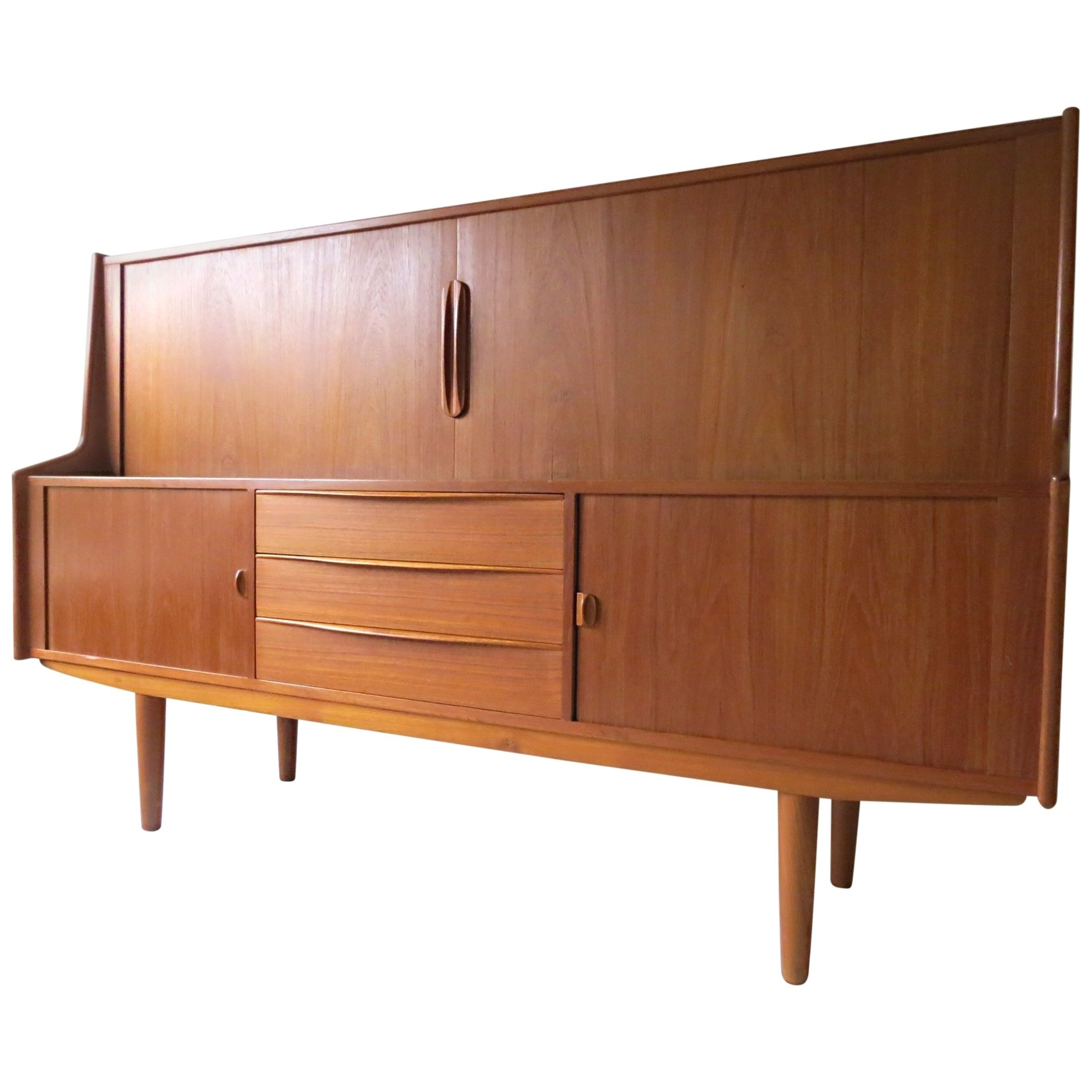 Dyrlund Sideboards - 7 For Sale At 1Stdibs pertaining to Girard 4 Door Sideboards (Image 8 of 30)