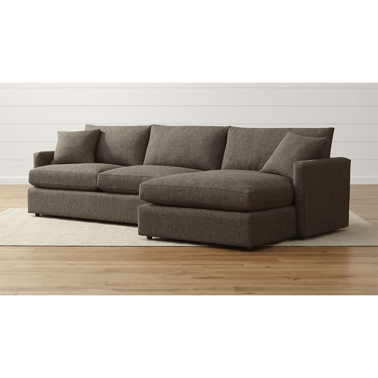 Elegant Futon Sectional Sofa Bed Pictures — Beautiful Furniture Home intended for Arrowmask 2 Piece Sectionals With Sleeper & Right Facing Chaise (Image 6 of 30)