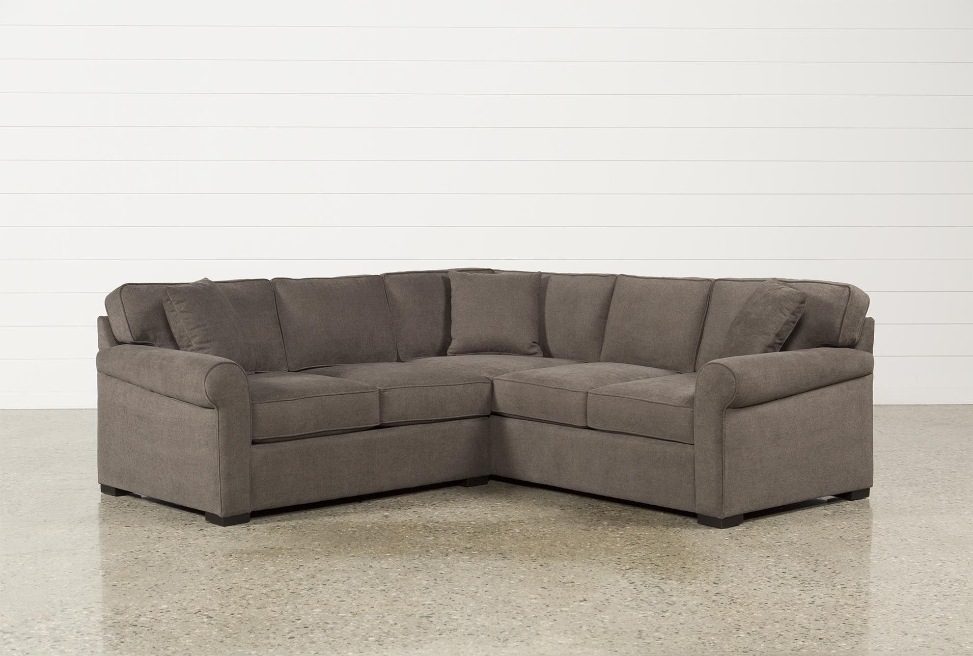 Elm Grande 2 Piece Sectional with regard to Turdur 2 Piece Sectionals With Laf Loveseat (Image 6 of 30)