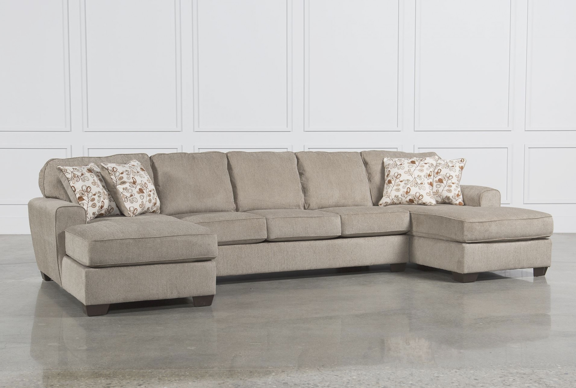 Enchanting Two Piece Sectional Sofa With Chaise Set At Stair pertaining to Kerri 2 Piece Sectionals With Laf Chaise (Image 10 of 30)