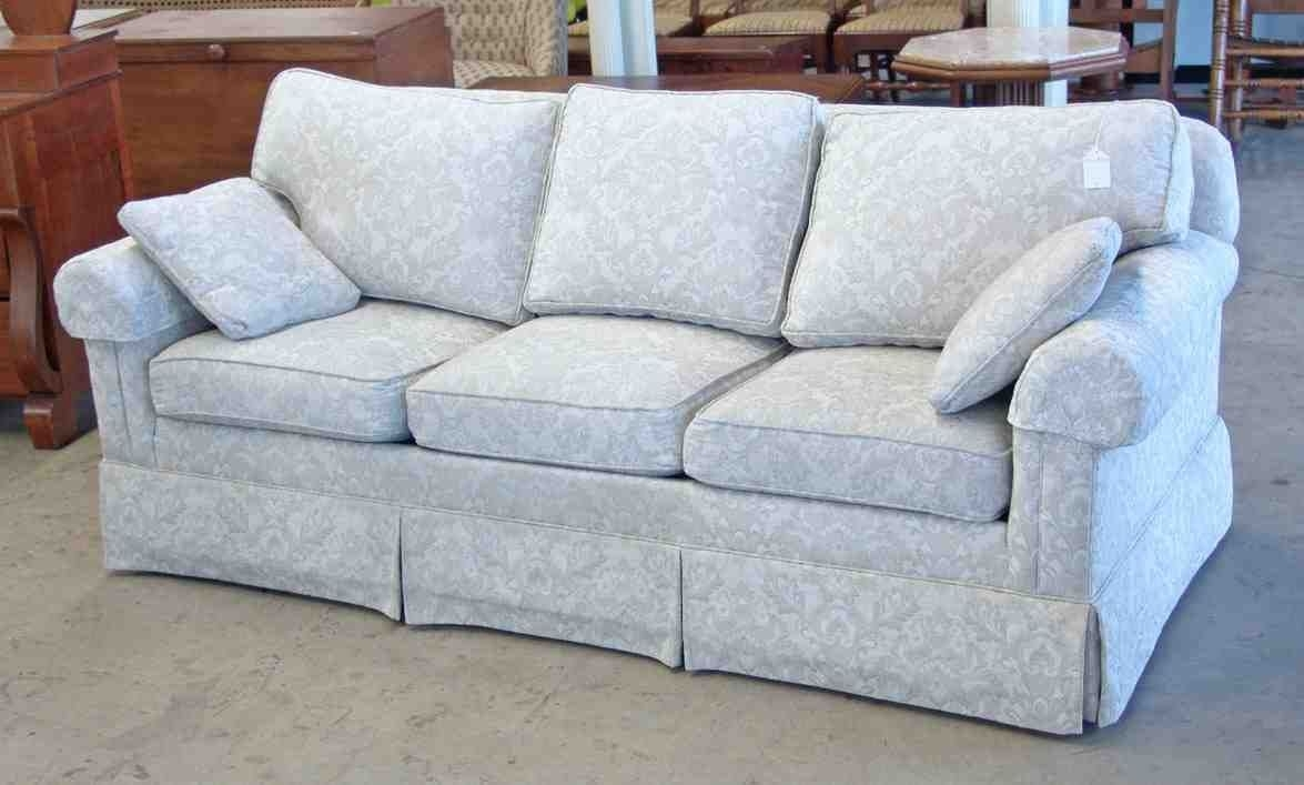 Ethan Allen Bennett Sofa Reviews | Best Ethan Allen Sofas Within Declan 3 Piece Power Reclining Sectionals With Right Facing Console Loveseat (Photo 11 of 30)