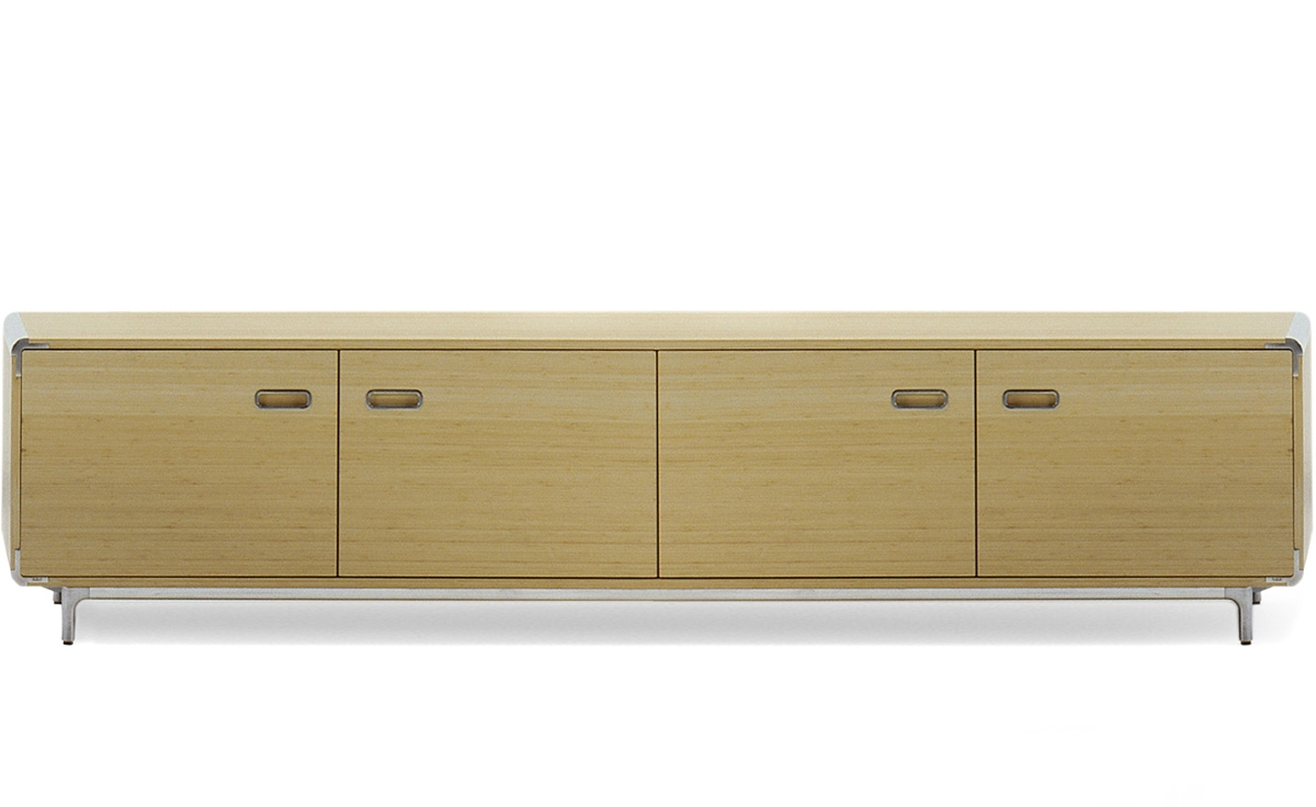 Featured Photo of Girard 4 Door Sideboards