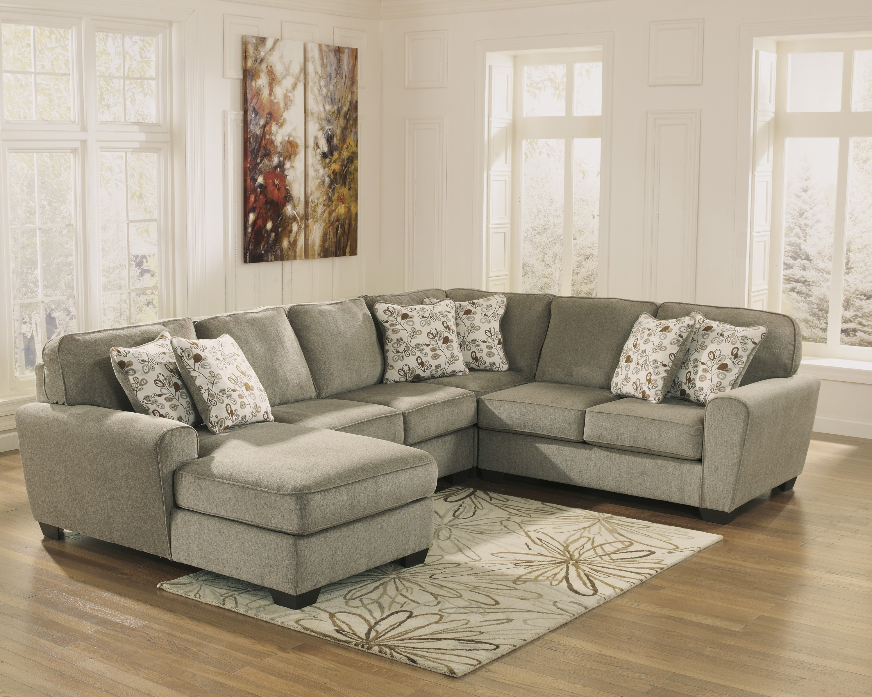 Fancy 4 Piece Sectional Sofa 21 Living Room Sofa Ideas With 4 Piece intended for Alder 4 Piece Sectionals (Image 13 of 30)