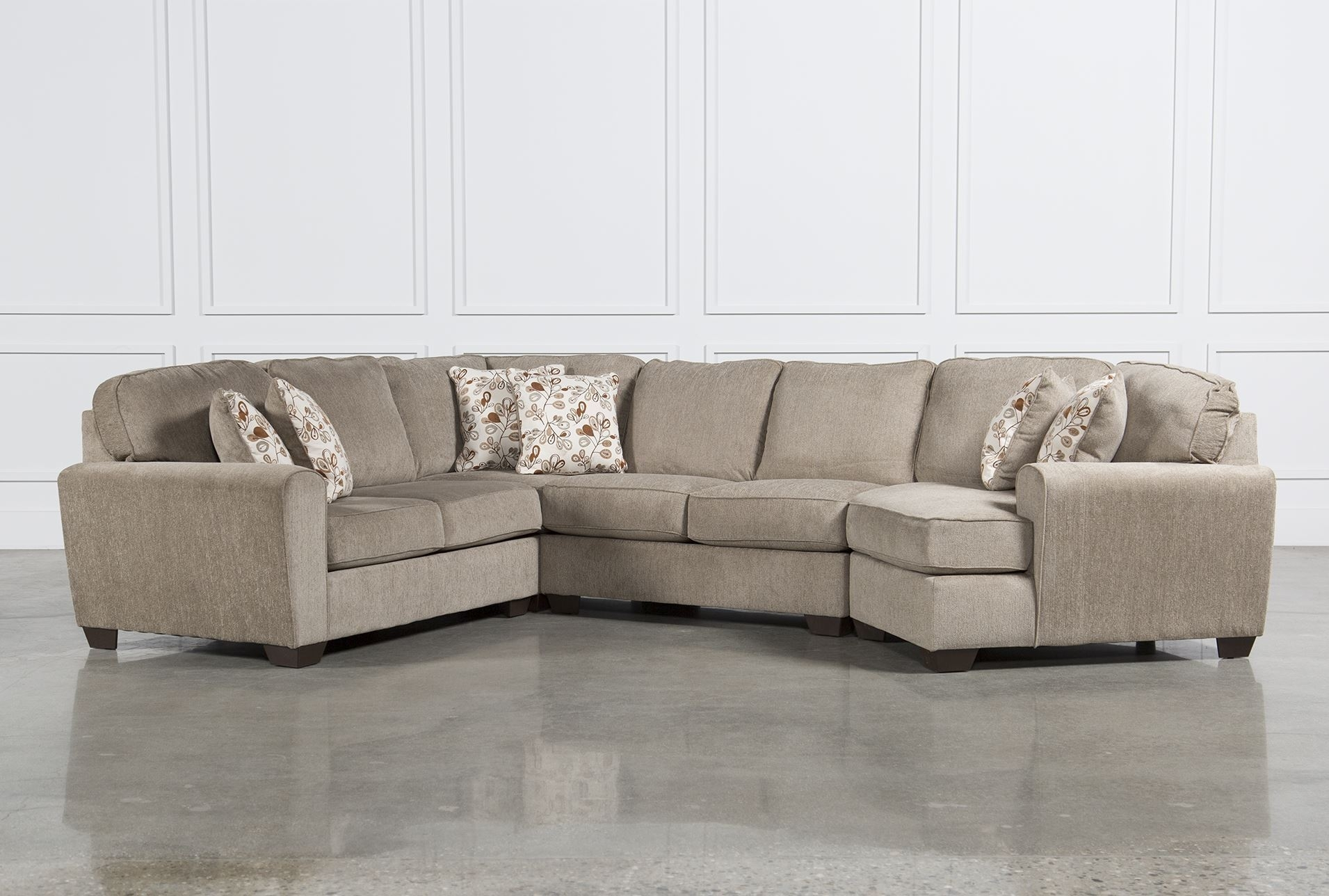Fancy 4 Piece Sectional Sofa 41 In Contemporary Sofa Inspiration regarding Alder 4 Piece Sectionals (Image 14 of 30)