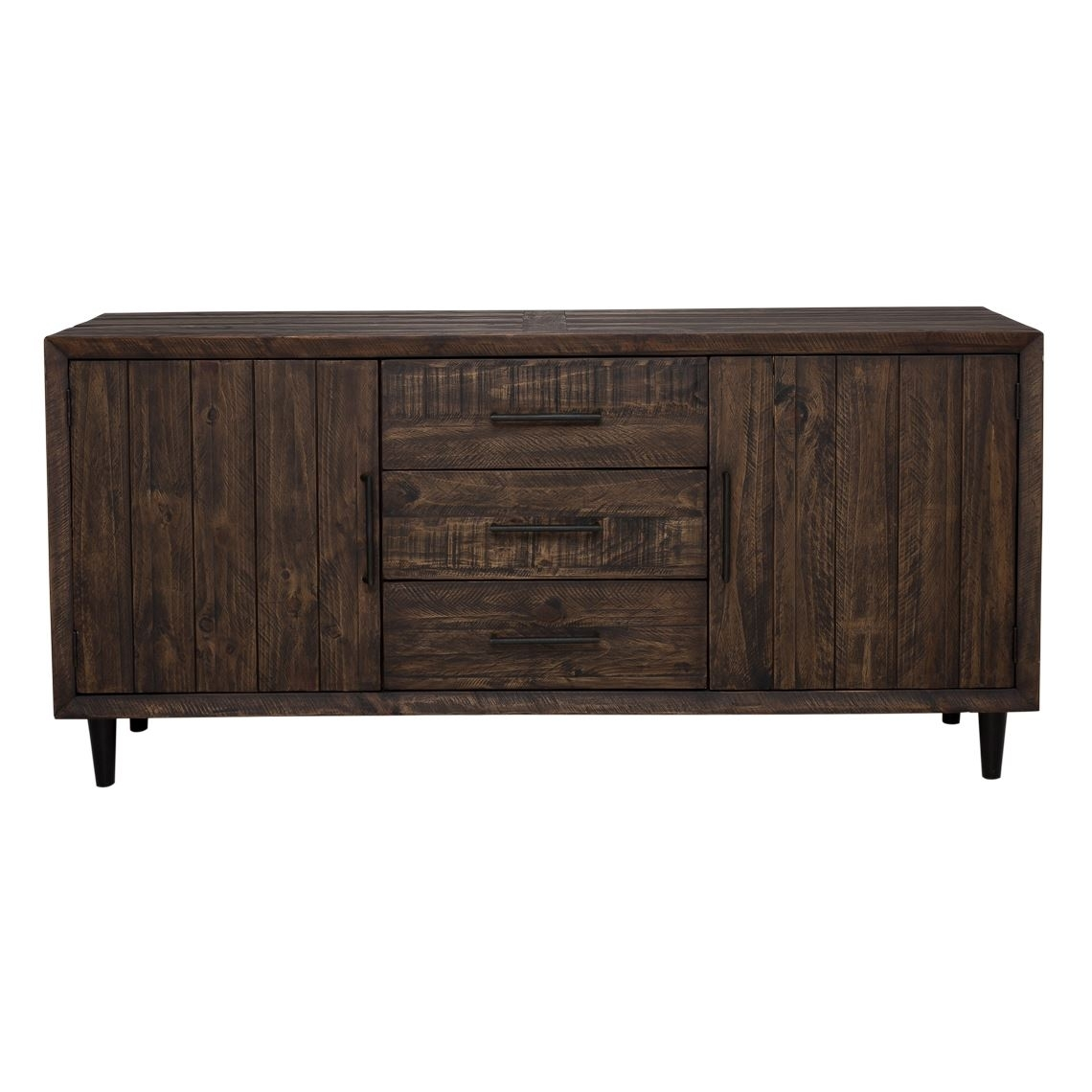 Freedom Furniture And Homewares Within Mango Wood Grey 4 Drawer 4 Door Sideboards (View 24 of 30)