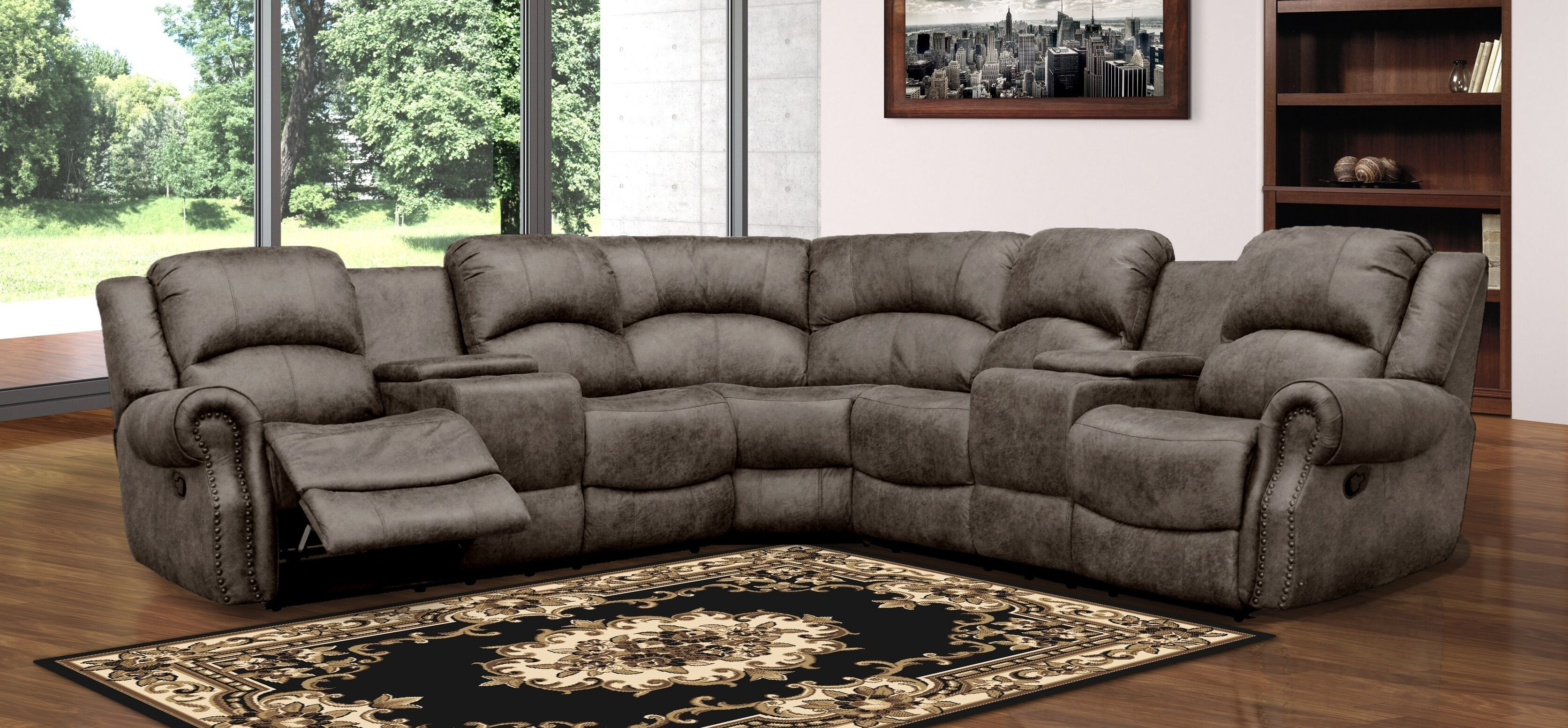 Furniture Clearance Center | Motion Groups regarding Waylon 3 Piece Power Reclining Sectionals (Image 10 of 30)