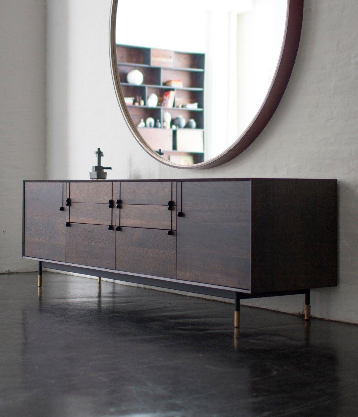 Furniture | Lake Credenza | Bddw | Sideboard | Pinterest | Furniture regarding Rani 4 Door Sideboards (Image 7 of 30)