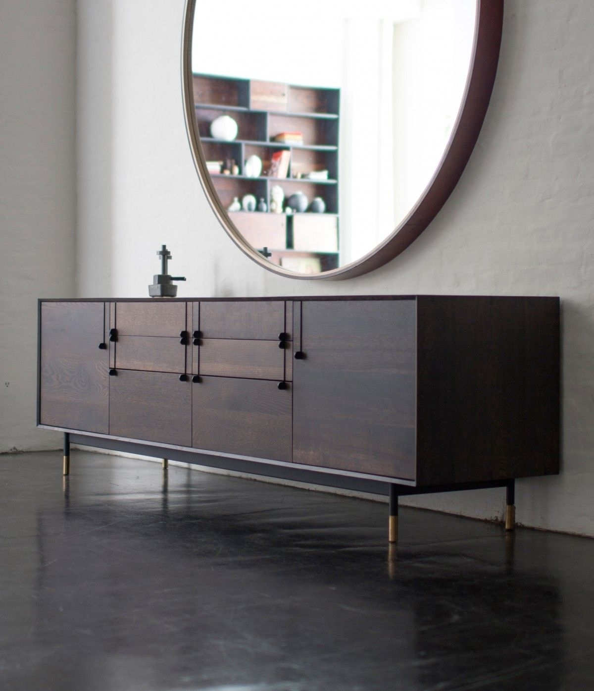 Furniture | Lake Credenza | Bddw | Sideboard | Pinterest | Furniture with Capiz Refinement Sideboards (Image 10 of 30)