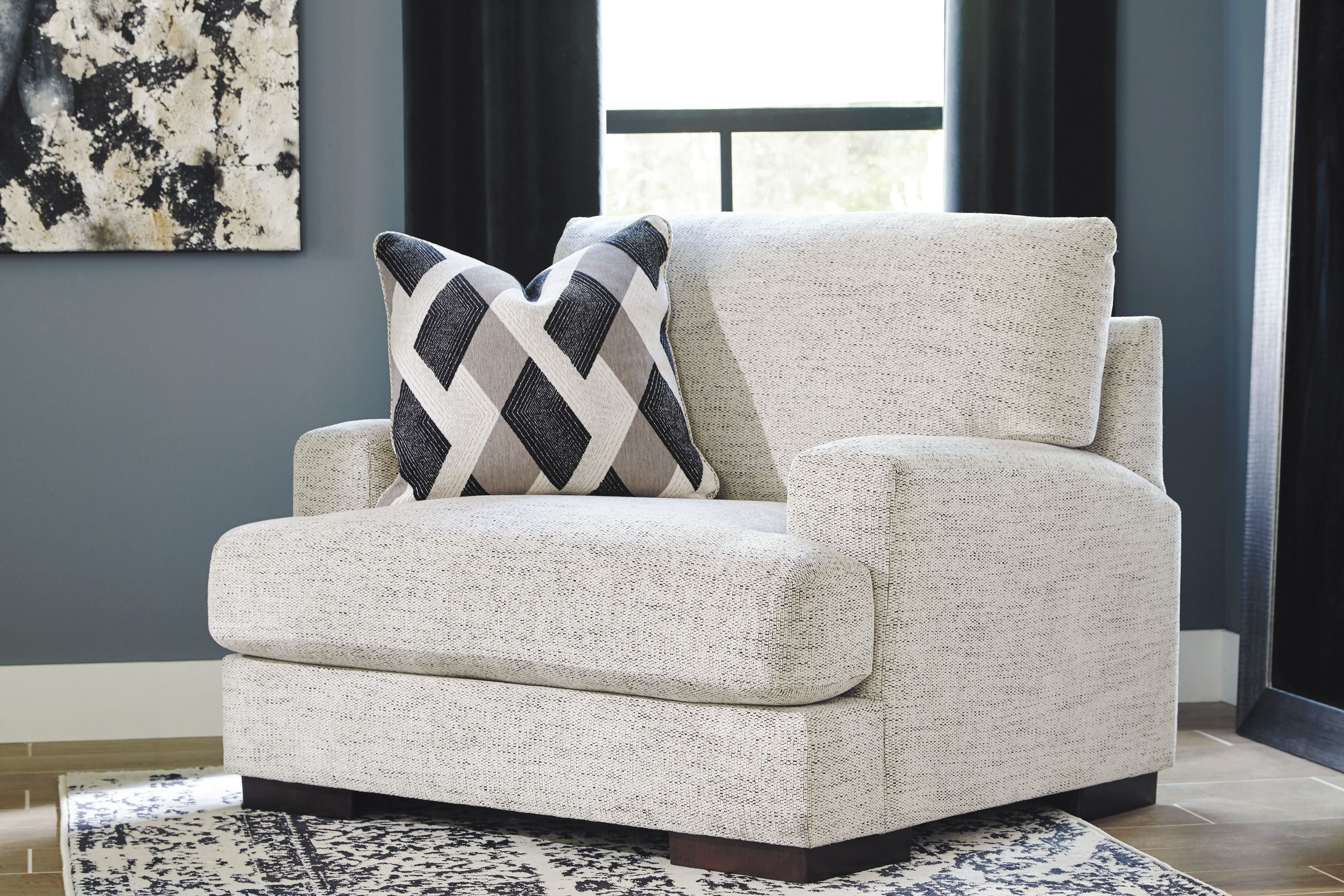 Geashill Chair & A Half | Contemporary Living | Pinterest pertaining to Declan 3 Piece Power Reclining Sectionals With Left Facing Console Loveseat (Image 18 of 30)