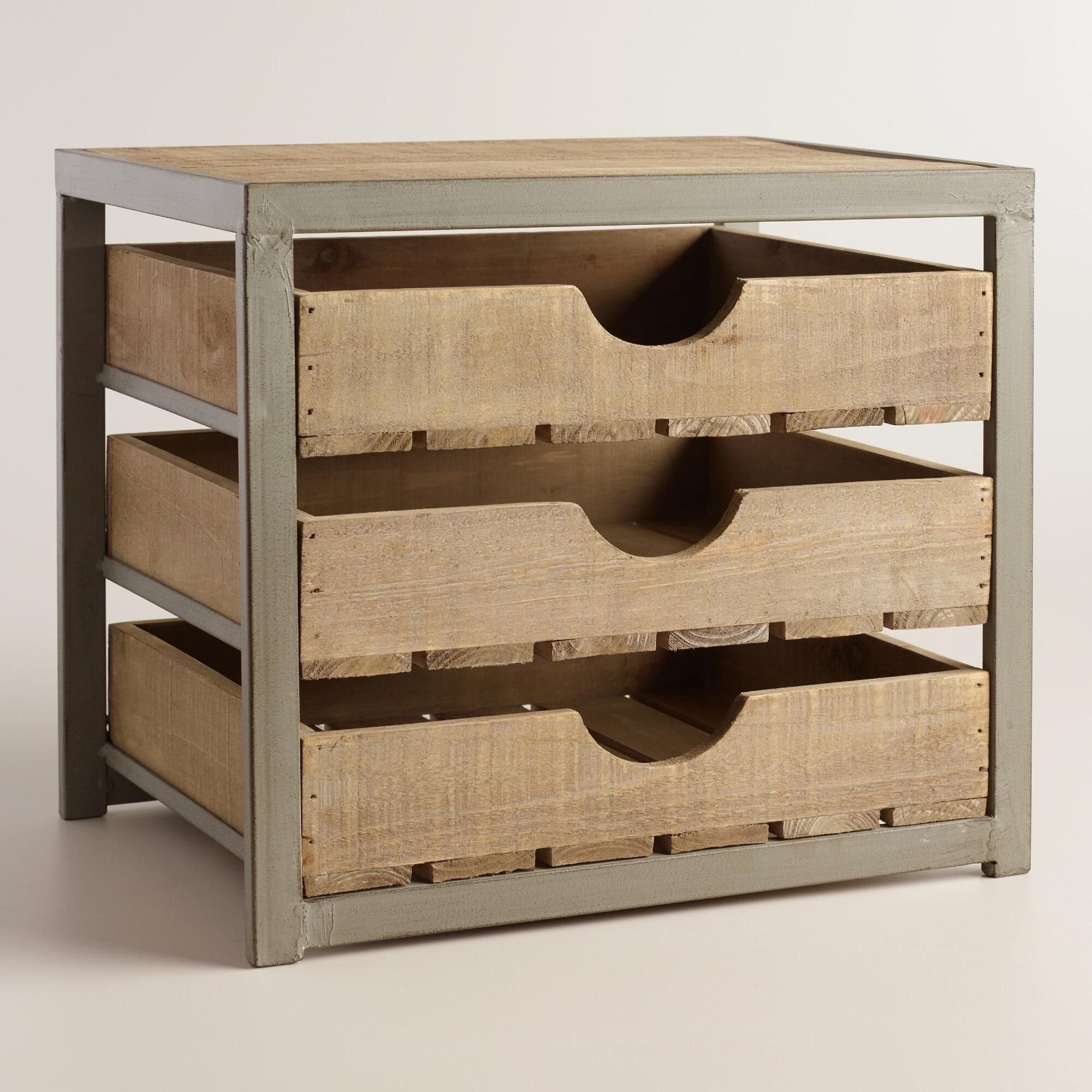 Give Your Desktop Storage A Rustic Appeal With Our Apple Crate within Teagan Sideboards (Image 18 of 30)