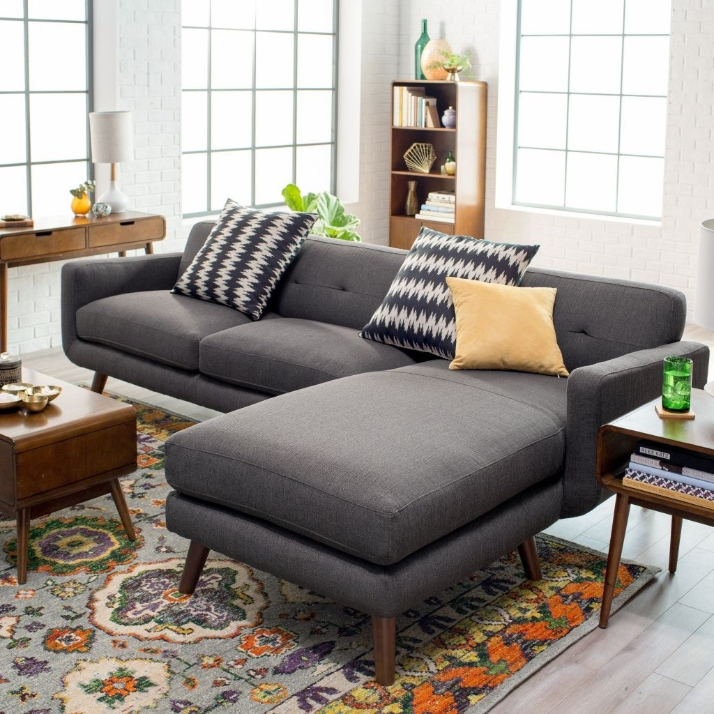Glam Sectional Sofa | Baci Living Room with Glamour Ii 3 Piece Sectionals (Image 14 of 30)