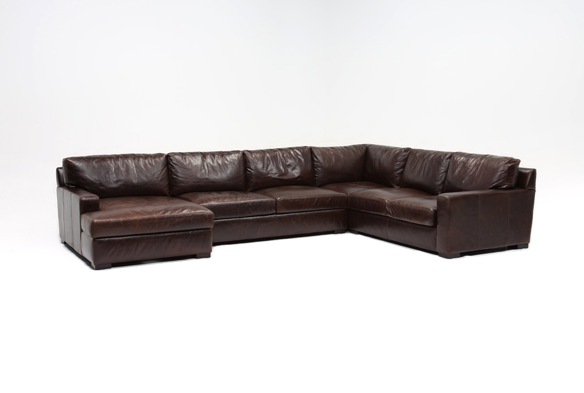 Featured Photo of Gordon 3 Piece Sectionals With Raf Chaise