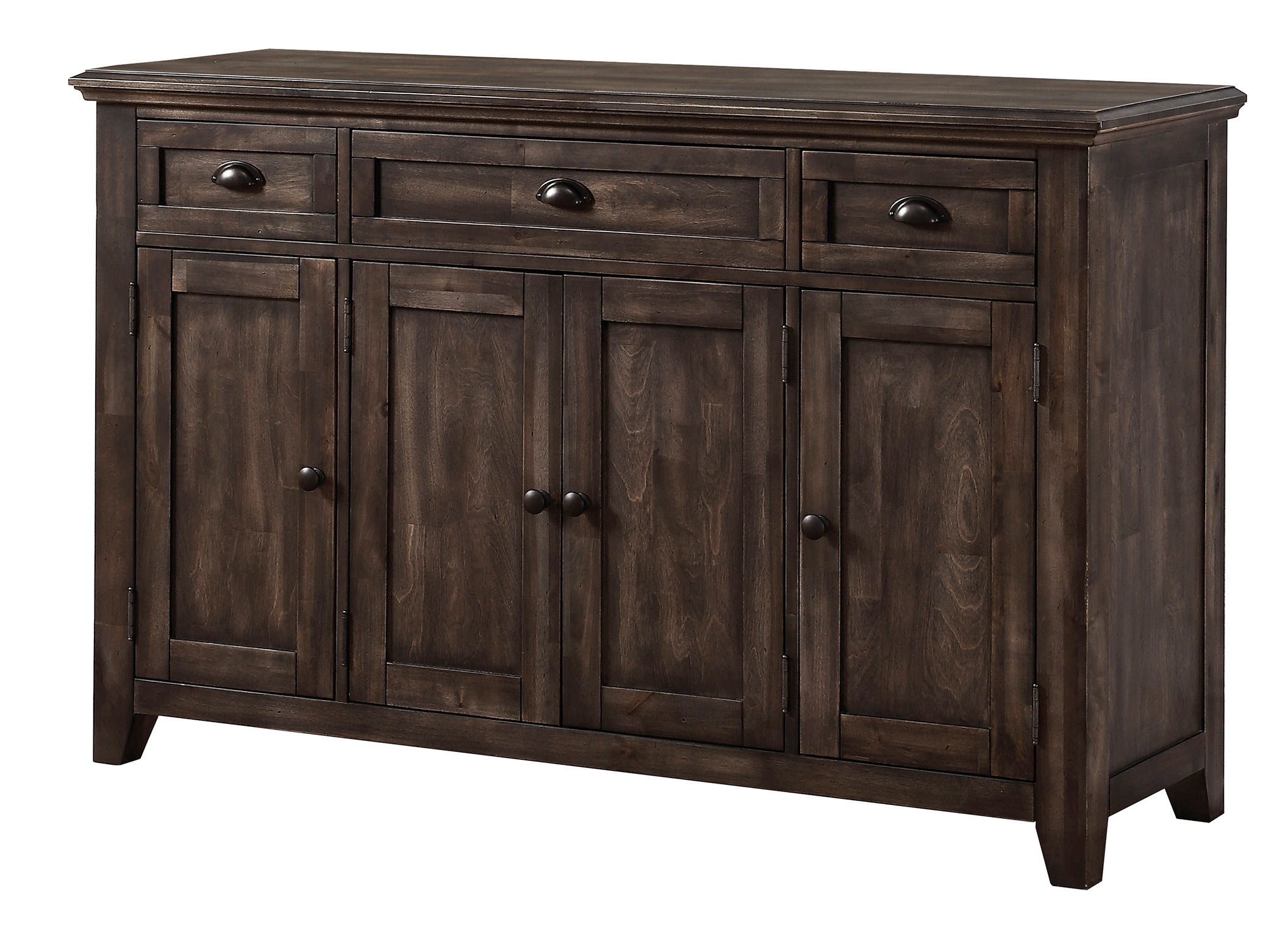 Gracie Oaks Carnmoon Sideboard | Wayfair for Parrish Sideboards (Image 13 of 30)