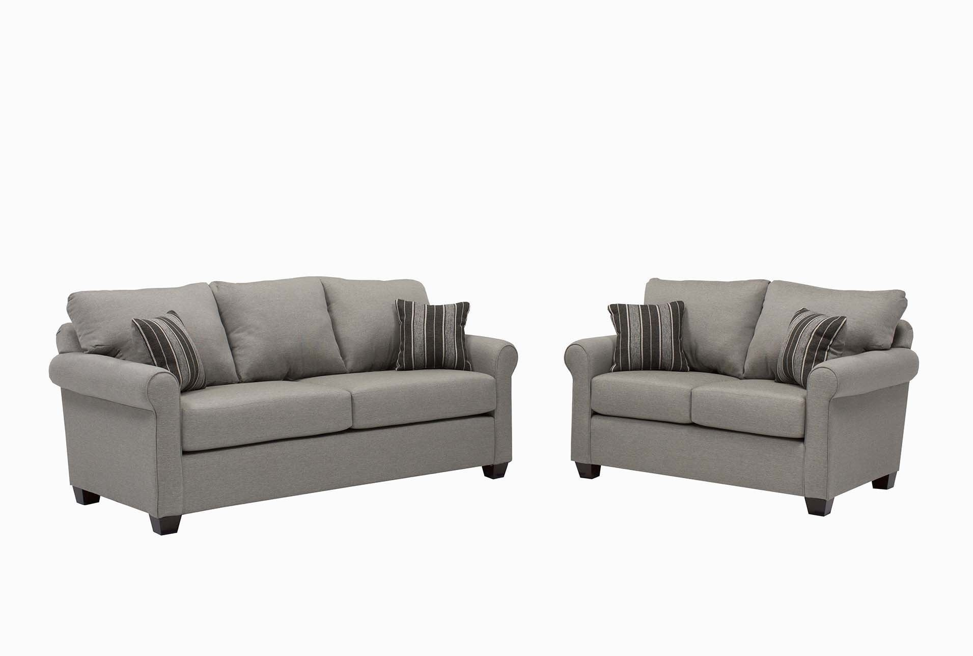 Gregory Sofa/loveseat | A Likes | Pinterest | Fabric Sofa throughout Turdur 2 Piece Sectionals With Laf Loveseat (Image 8 of 30)