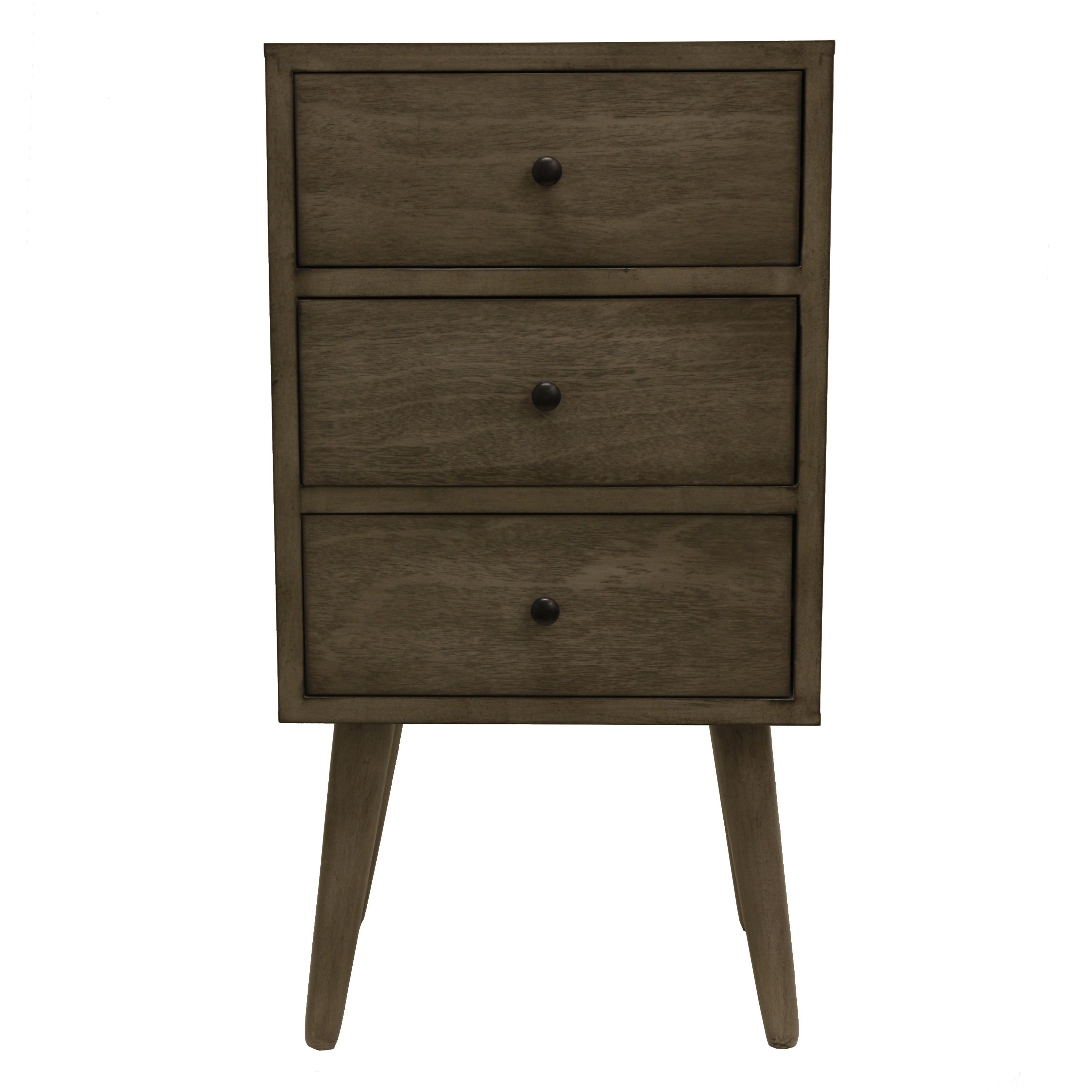 Grey, End Tables Living Room Furniture | Find Great Furniture Deals regarding Mandara 3-Drawer 2-Door Sideboards (Image 11 of 30)