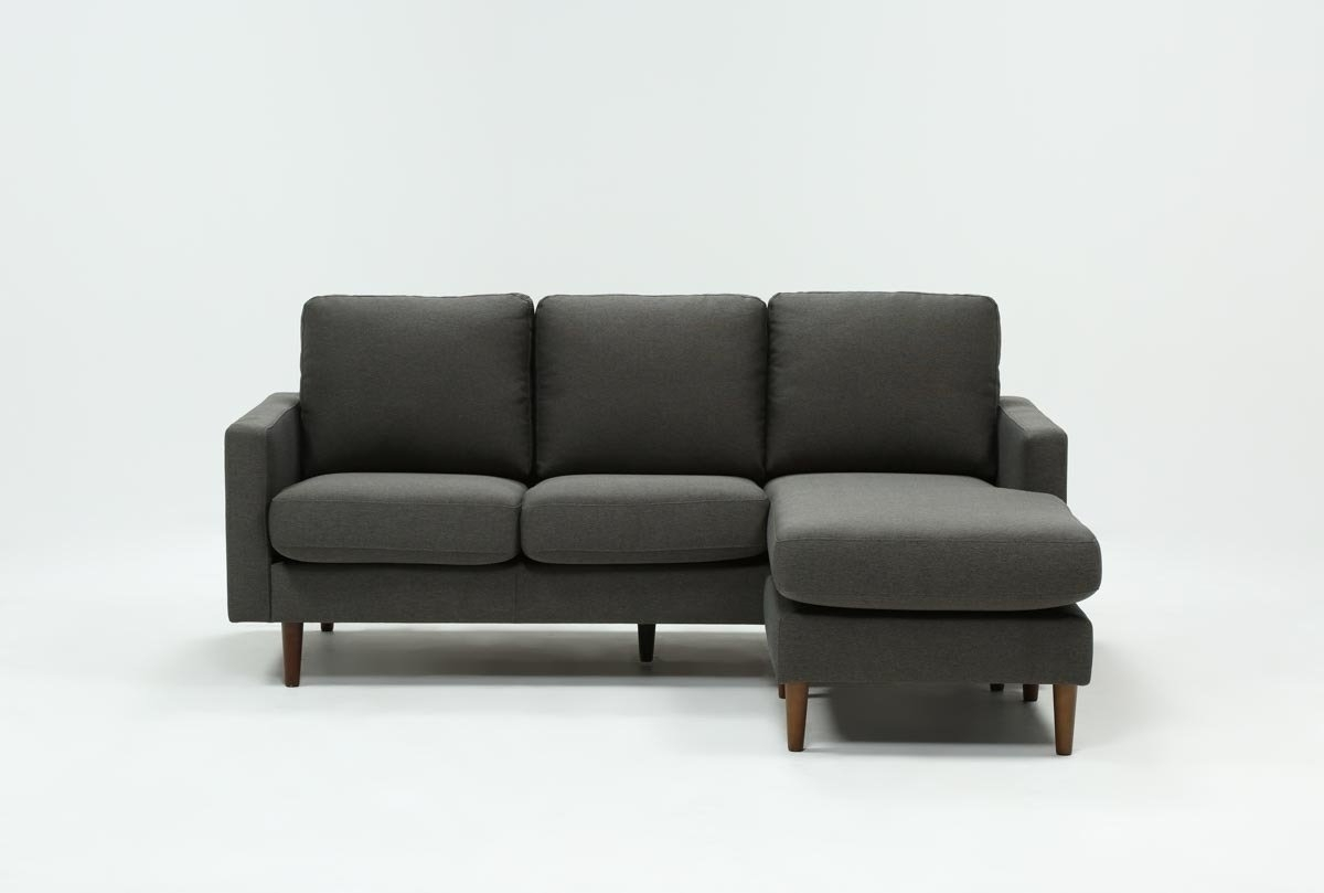 Grey Sofa Living Spaces. Living Spaces 260 Photos 990 Reviews in Tatum Dark Grey 2 Piece Sectionals With Laf Chaise (Image 10 of 30)