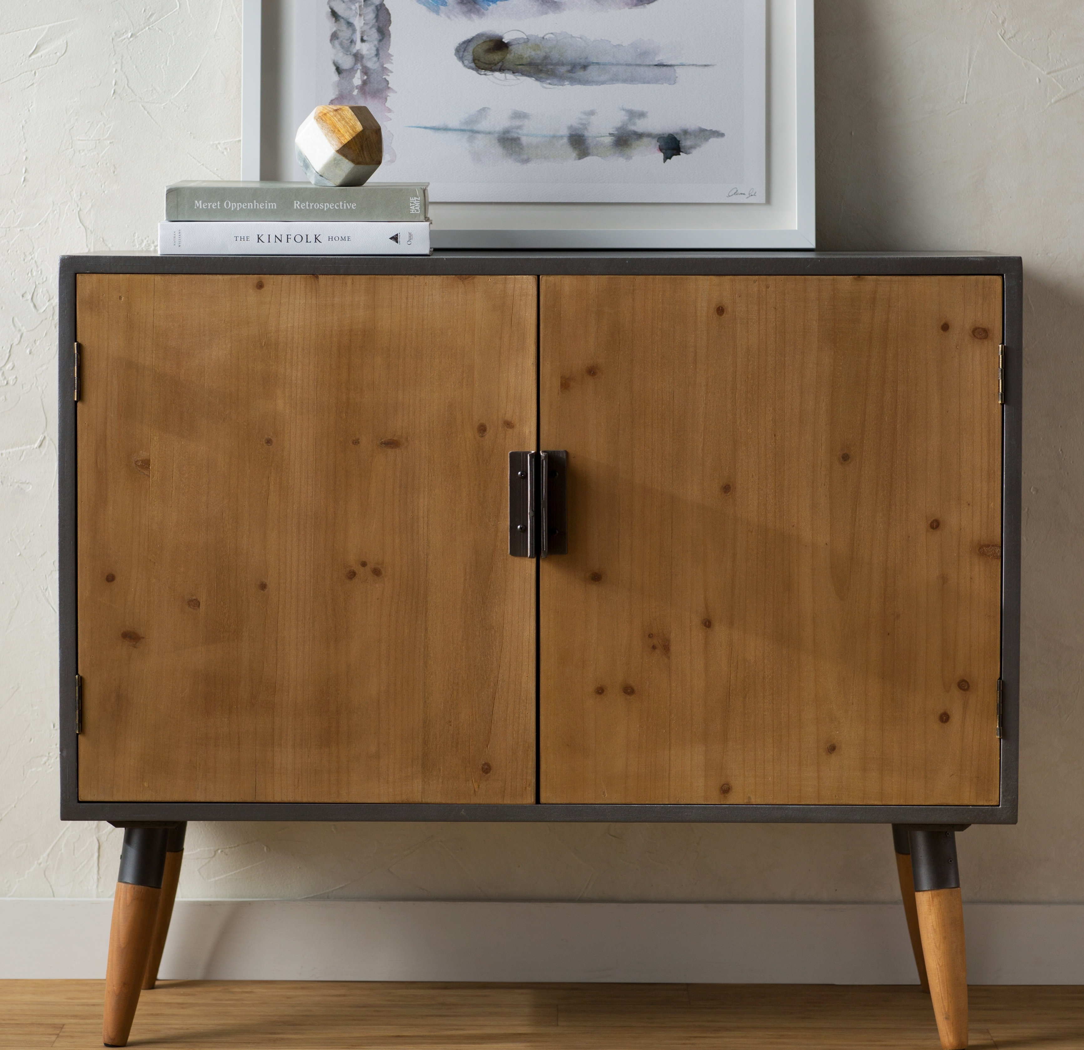 Hannah Server & Reviews | Joss & Main with Moraga Live Edge 8 Door Sideboards (Image 18 of 30)