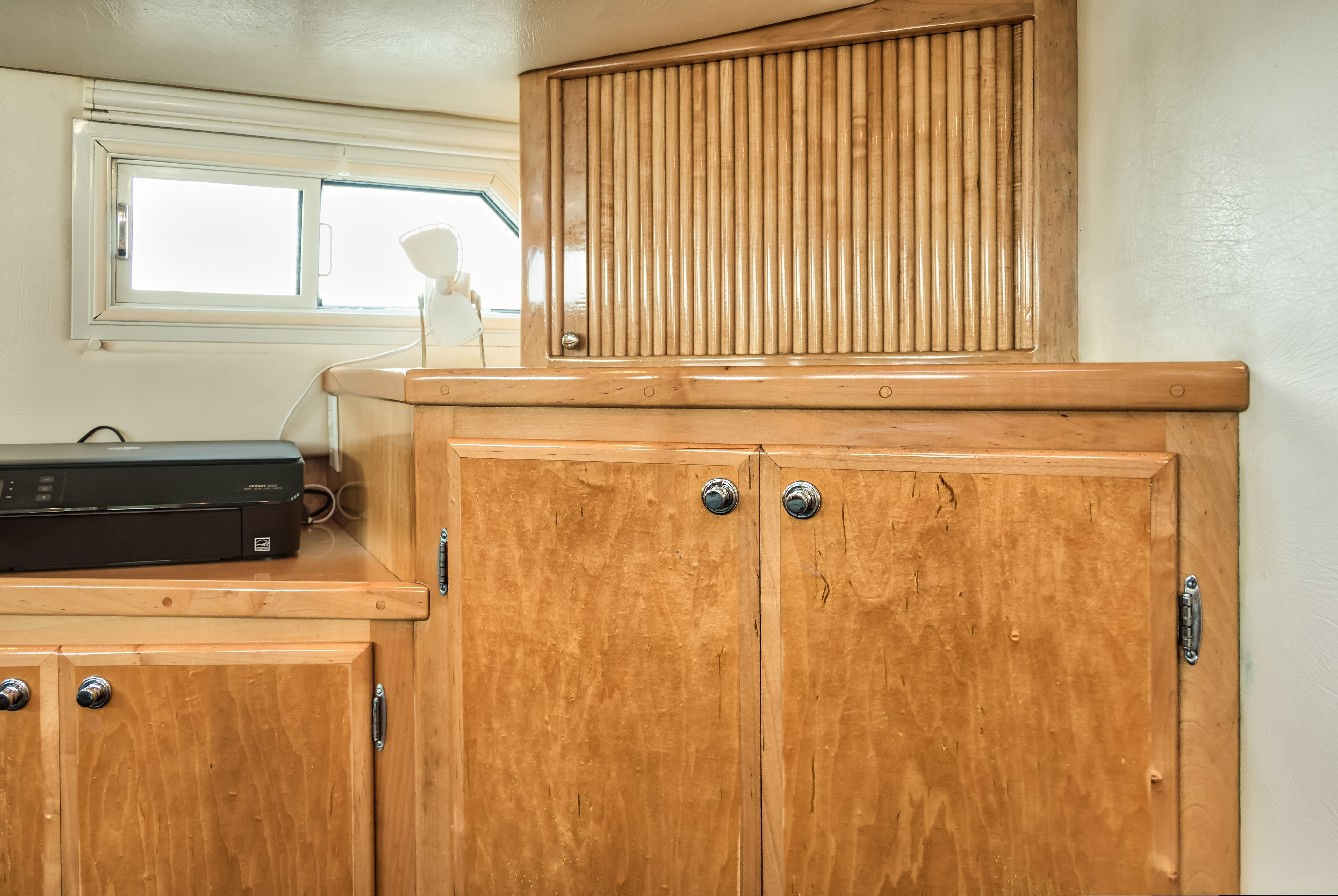 """Hard"""" Ship Custom Trawler 42 Yachts For Sale inside Mikelson Sideboards (Image 13 of 30)"""