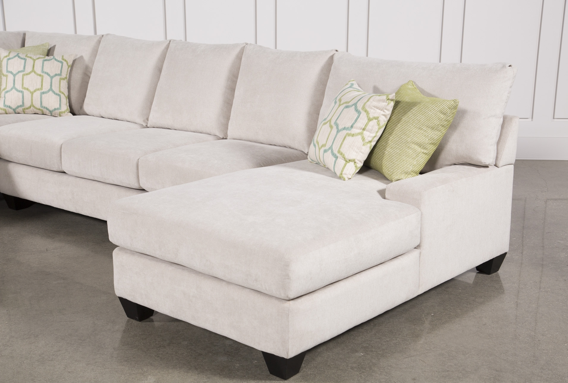 Harper Foam 3 Piece Sectional W/raf Chaise | Products | Pinterest inside Harper Down 3 Piece Sectionals (Image 12 of 30)