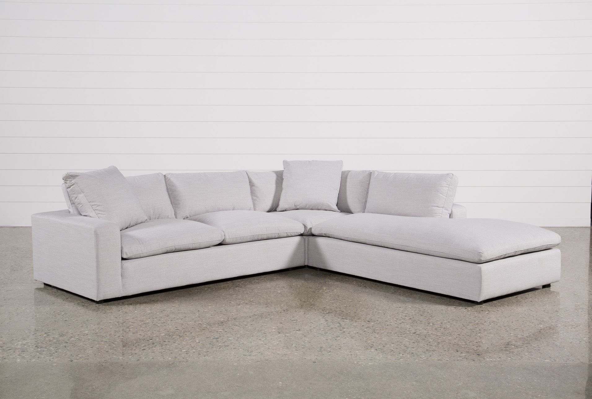 Haven 3 Piece Sectional | Sofas And Sectionals | Pinterest | 3 Piece regarding Elm Grande Ii 2 Piece Sectionals (Image 14 of 30)