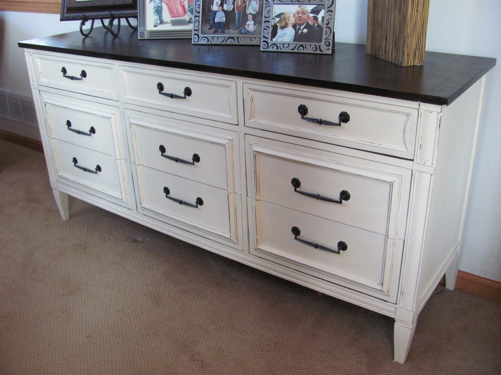 Header: September 2011 with Satin Black & Painted White Sideboards (Image 9 of 30)