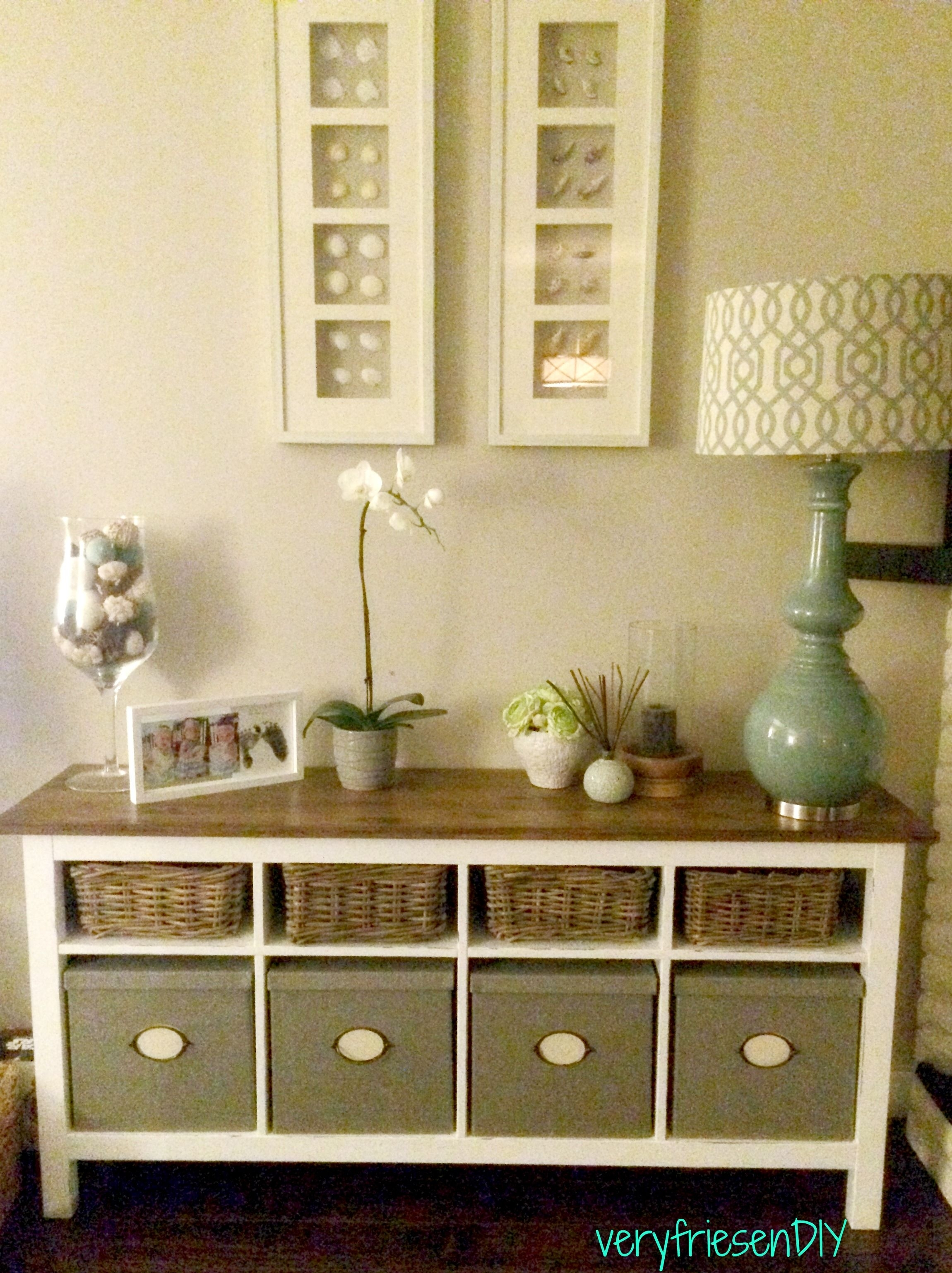 Hemnes Sideboard Makeover | Ikea | Pinterest | Hemnes, Ikea And within Leven Wine Sideboards (Image 12 of 30)