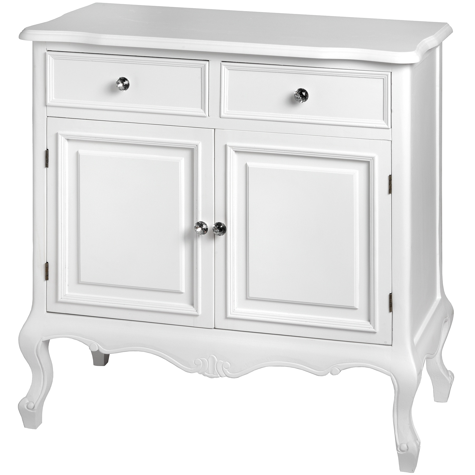 Hi - Florrie 2 Door 2 Drawer Sideboard - Country Furniture Barn within 2-Drawer Sideboards (Image 17 of 30)