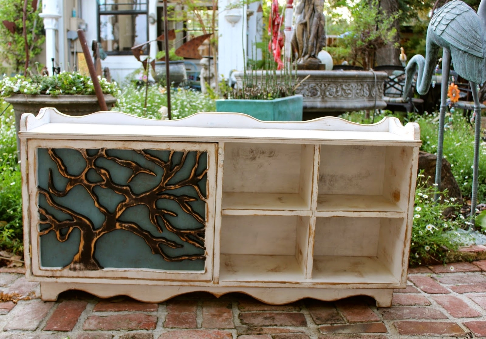Honey's Treasures: March 2015 inside Moraga Live Edge 8 Door Sideboards (Image 19 of 30)