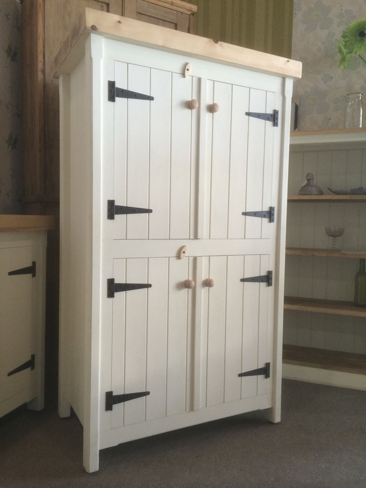 "Image Result For 36"" Built In Pantry Cabinet 